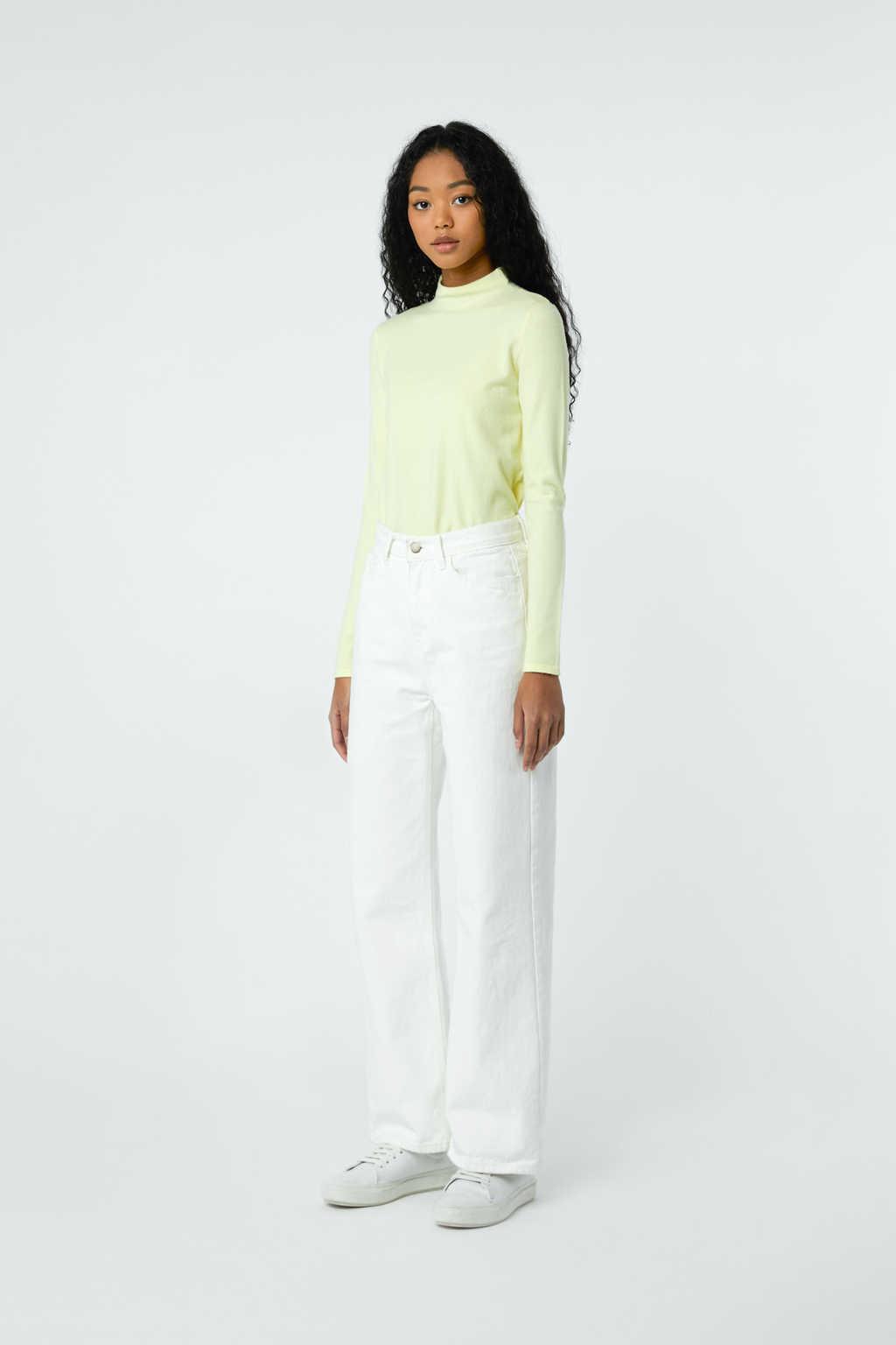 Sweater 2871 Yellow 2