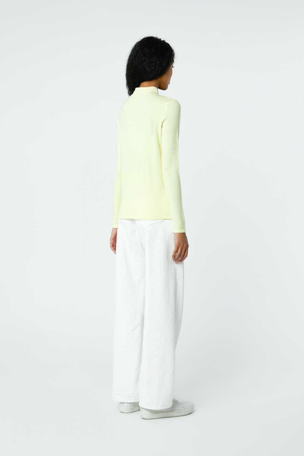 Sweater 2871 Yellow 4