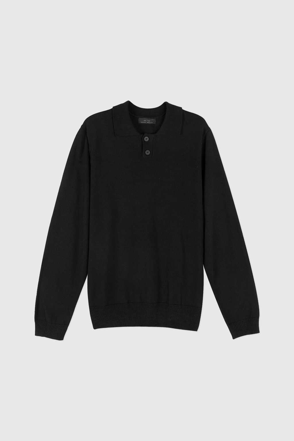 Sweater 2932 Black 1