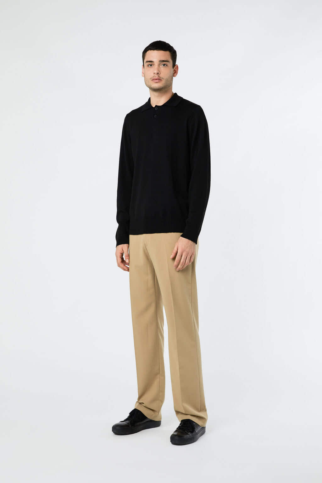 Sweater 2932 Black 3