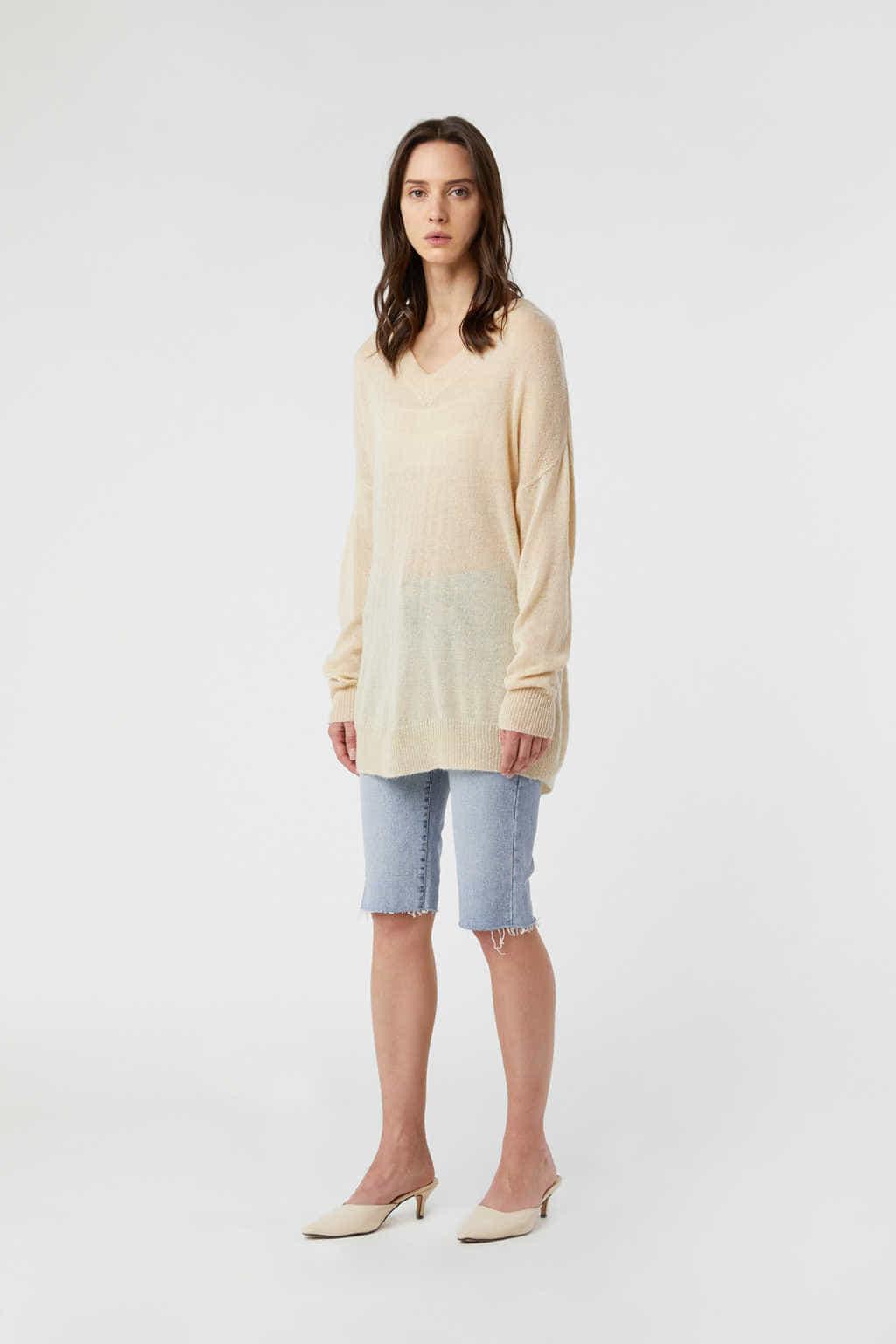 Sweater 2980 Cream 2