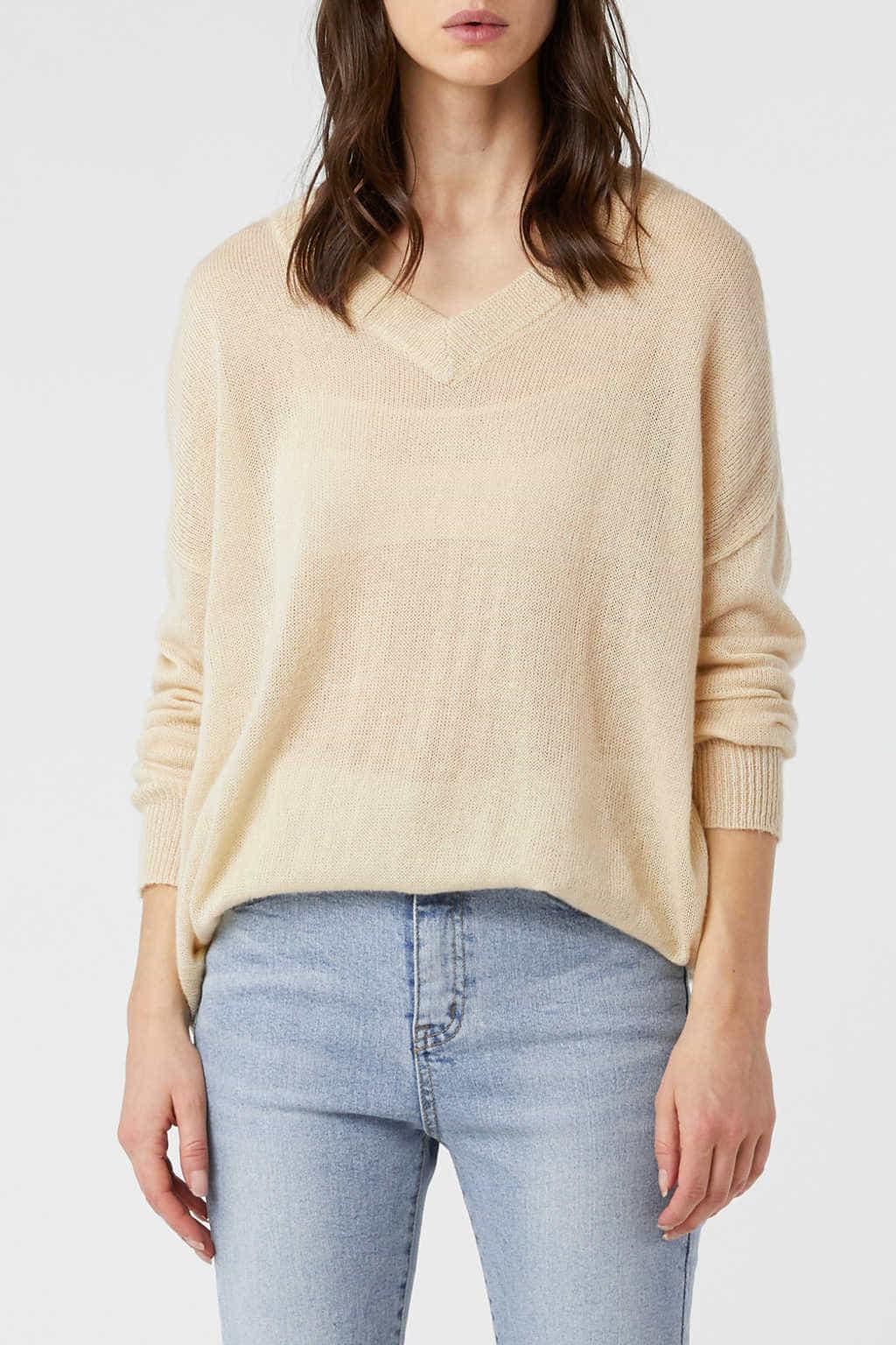 Sweater 2980 Cream 3