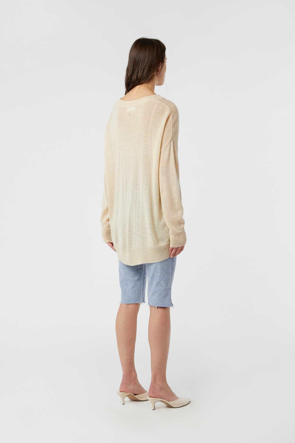 Sweater 2980 Cream 4