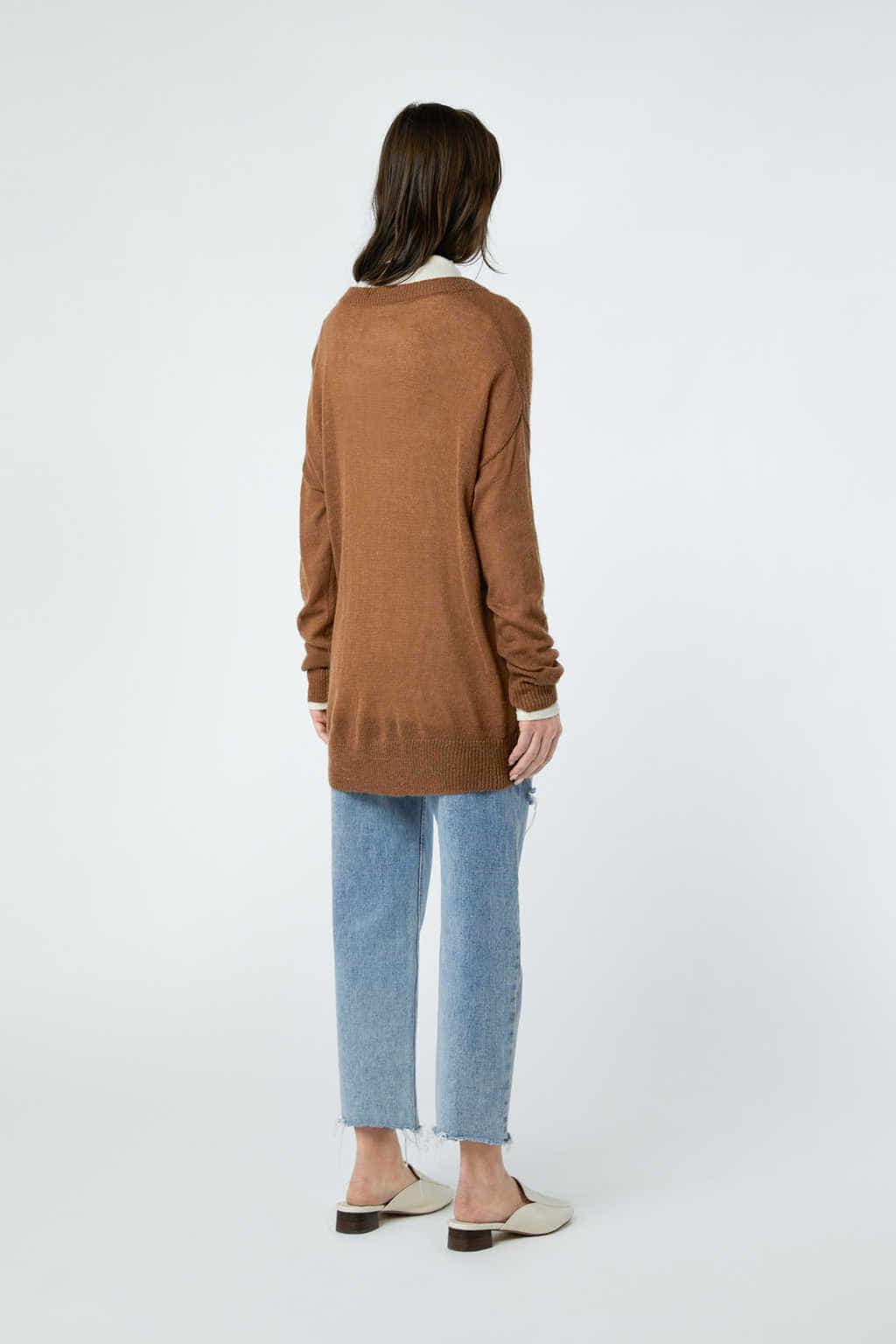 Sweater 2980 Tan 10