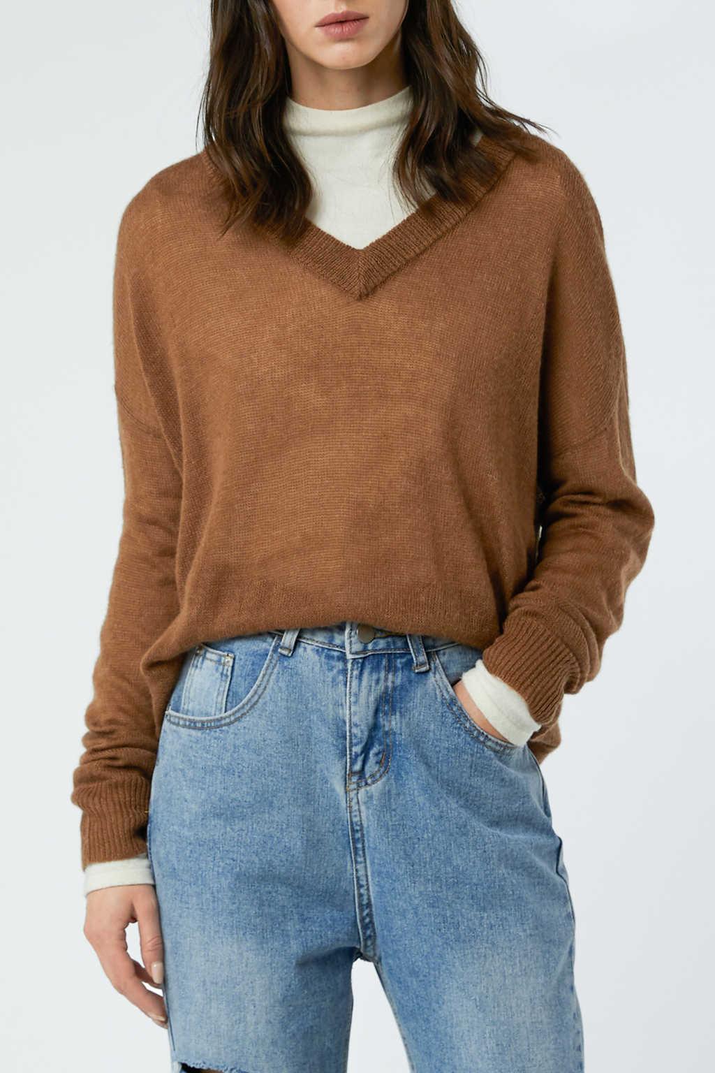 Sweater 2980 Tan 8