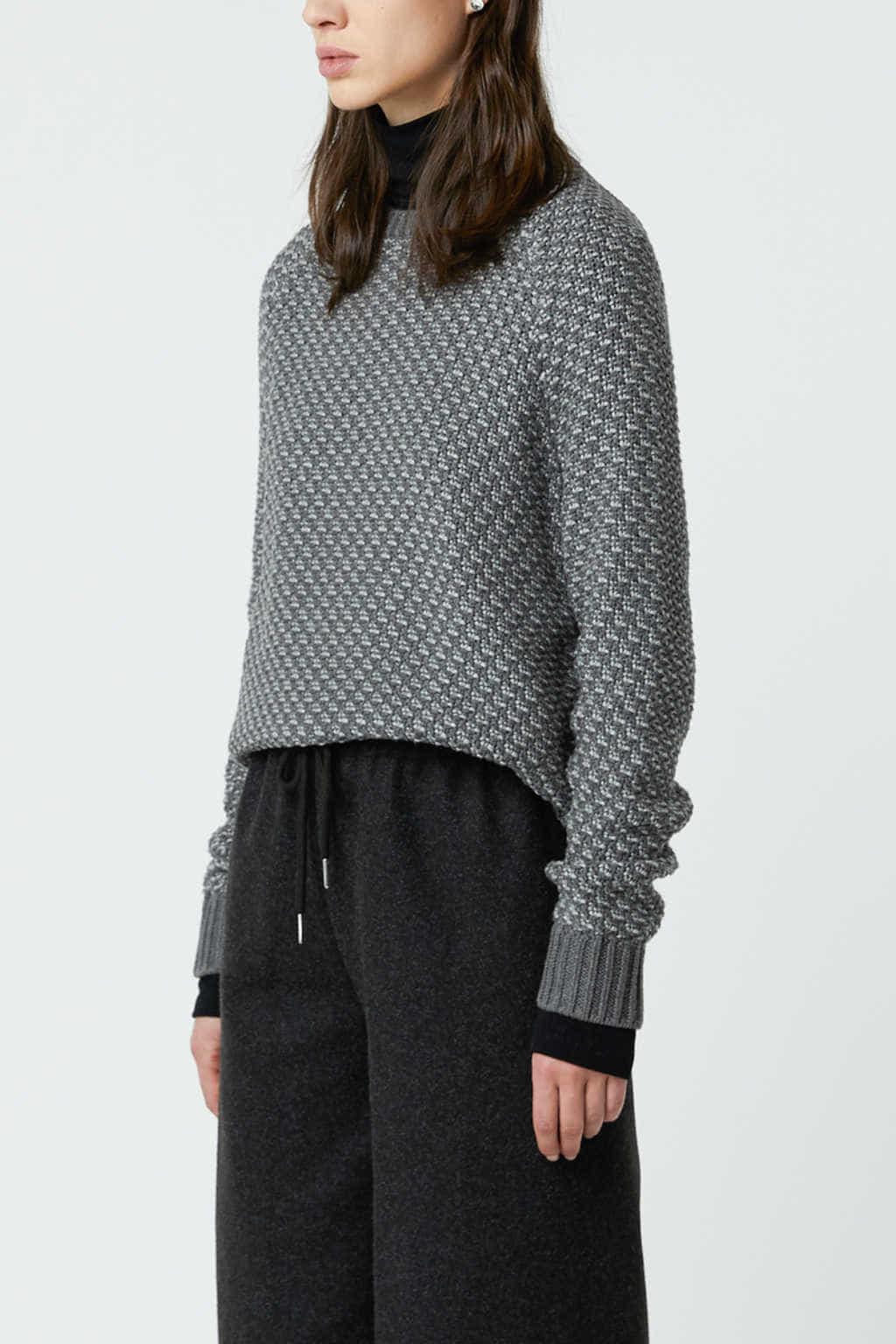 Sweater 3027 Gray 2