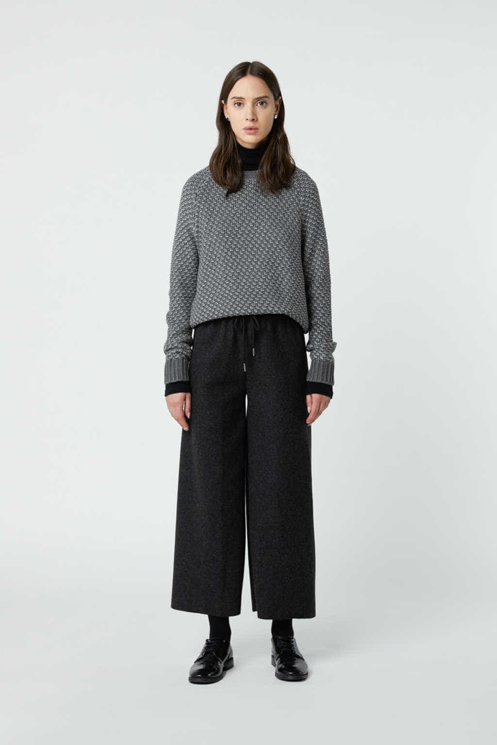 Sweater 3027 Gray 3