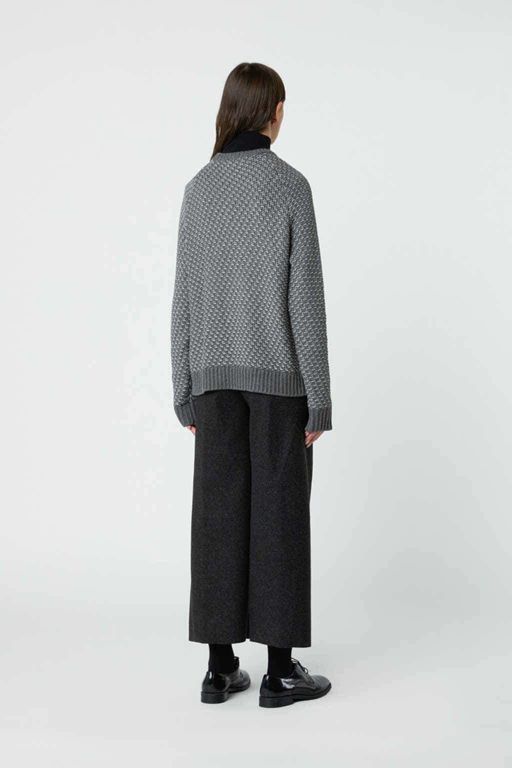 Sweater 3027 Gray 4