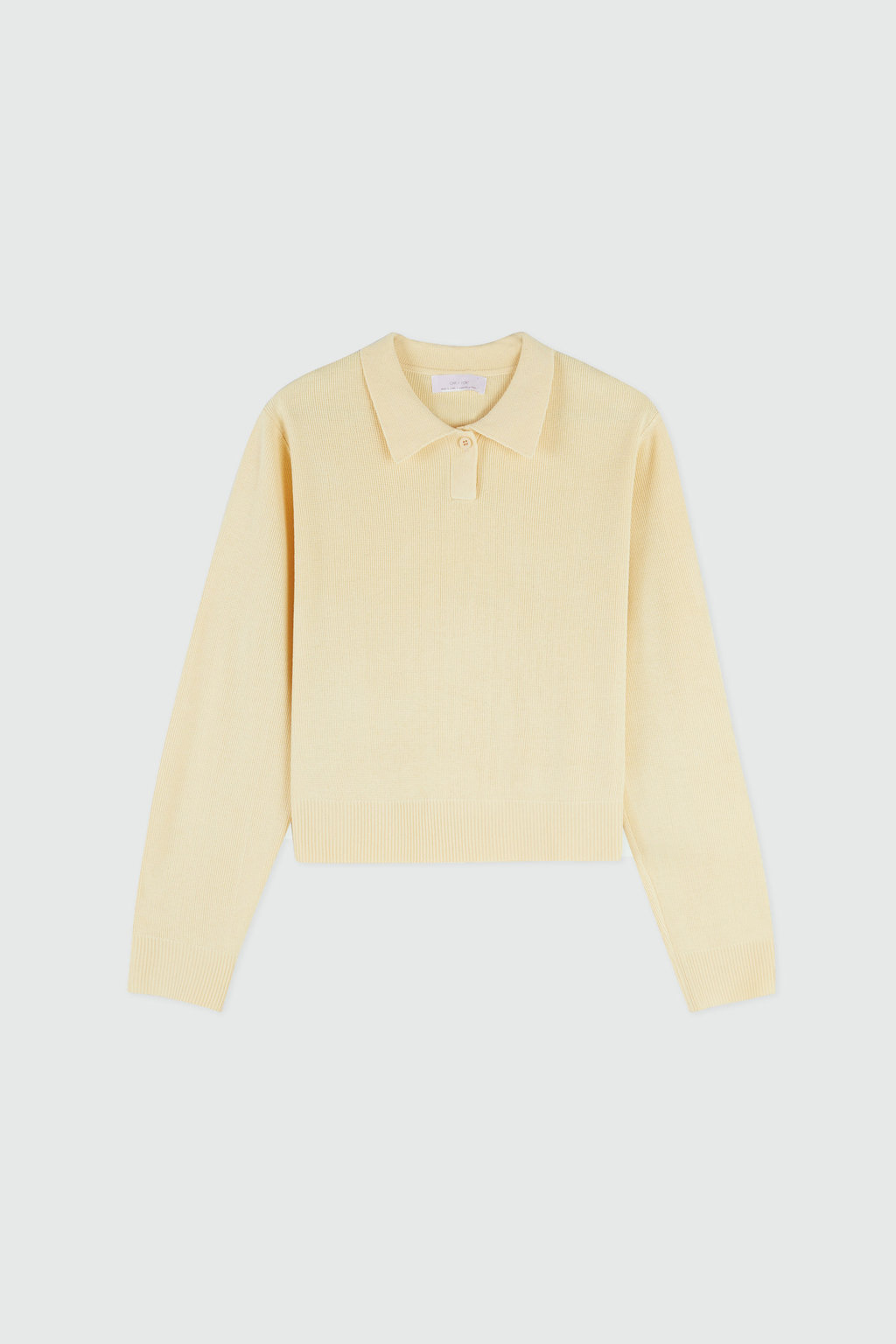 Sweater 3036 Light Yellow 5