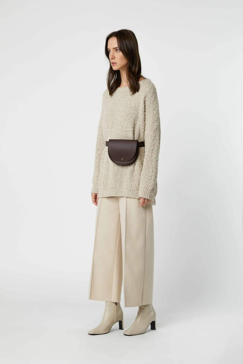 Sweater 3082 Oatmeal 1