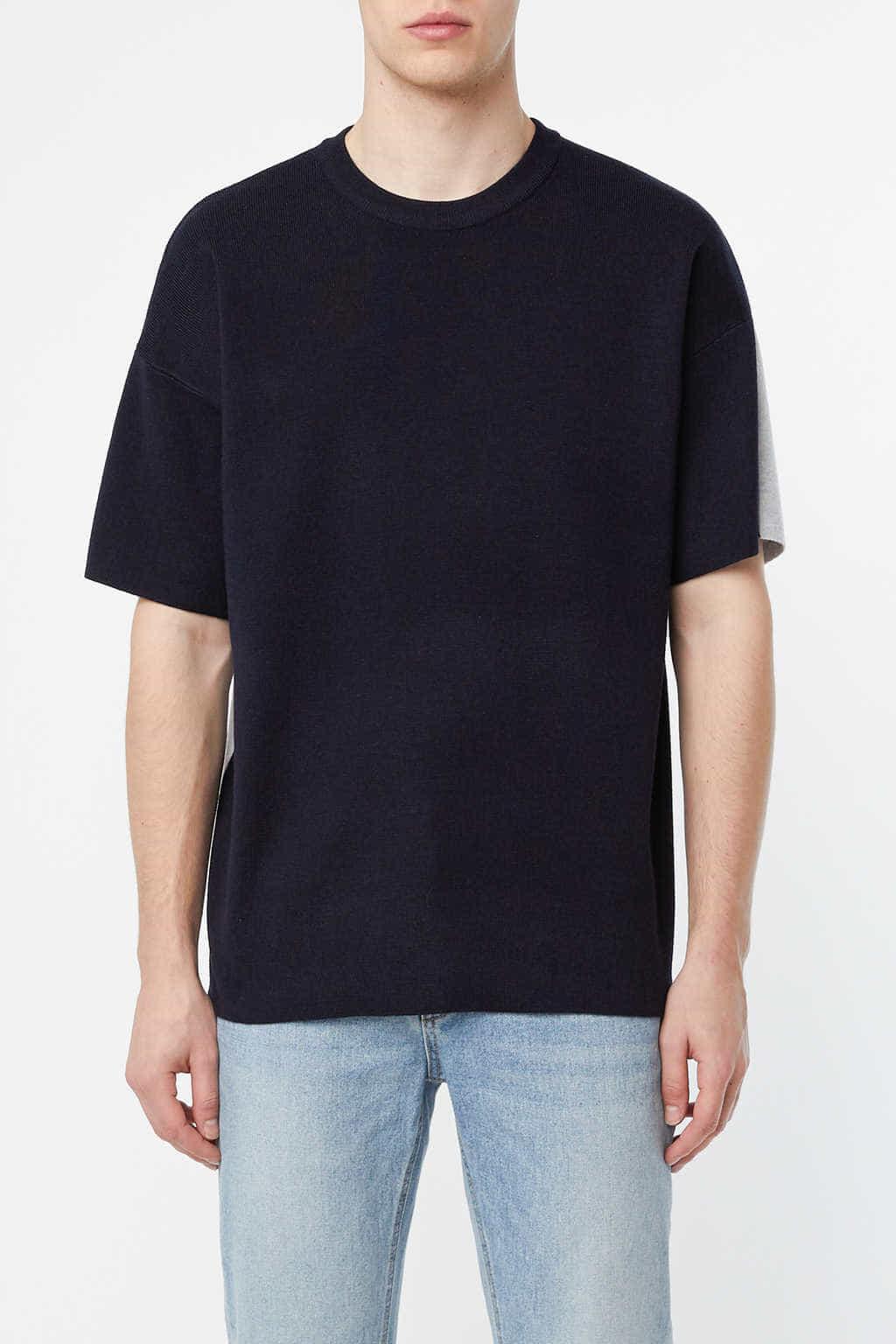 Sweater 3156 Navy 8