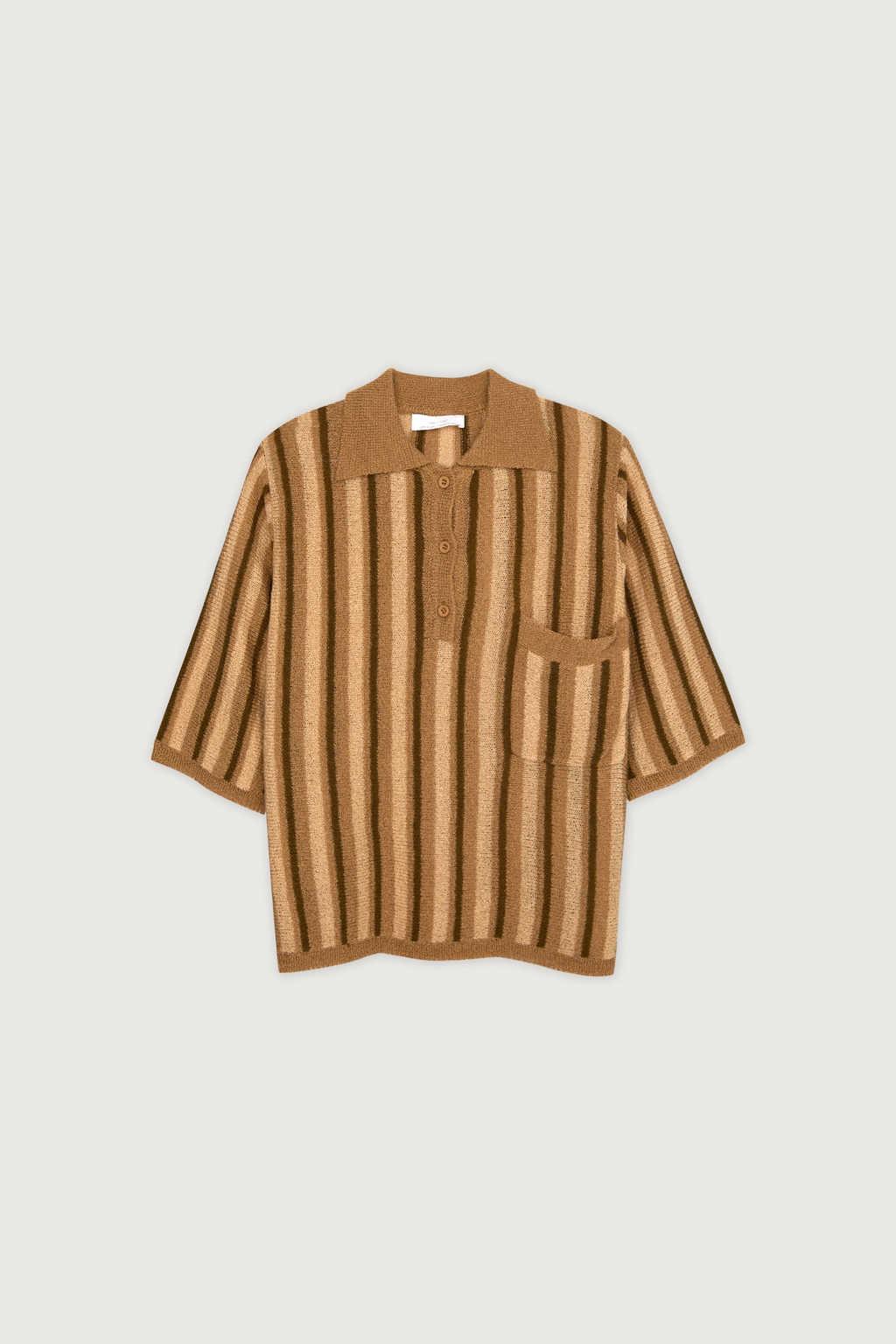 Sweater 3187 Beige Stripe 6