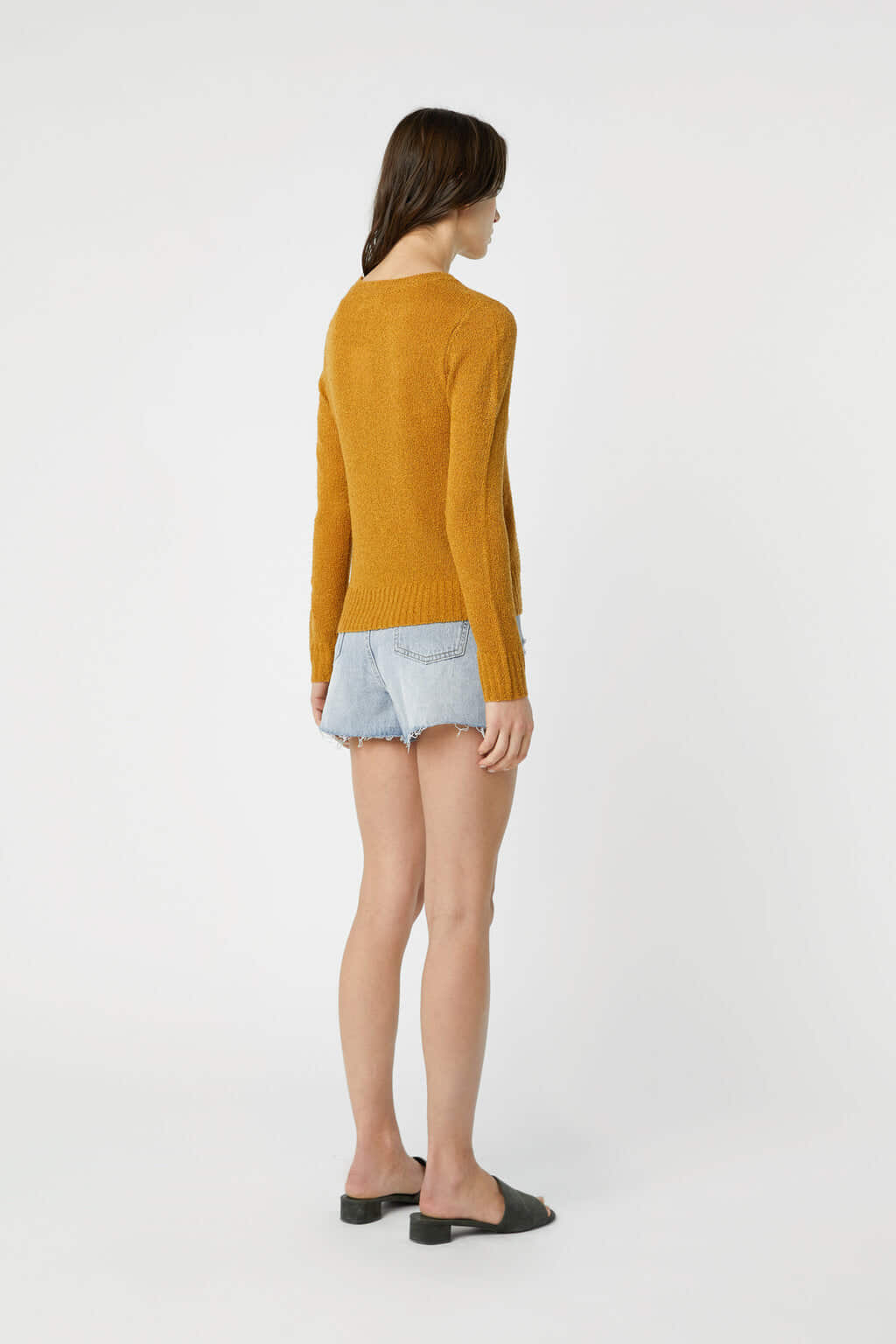 Sweater 3376 Mustard 4