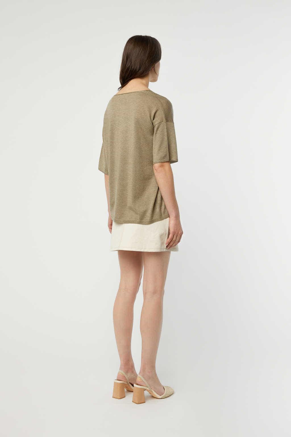 Sweater 3448 Sage 4