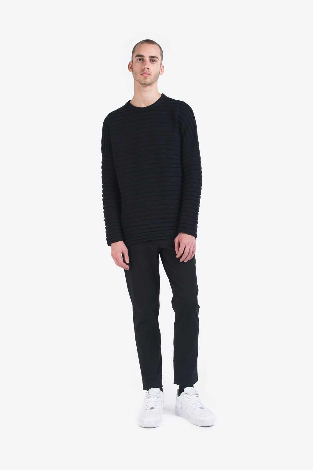 Sweater 7226 Black 5