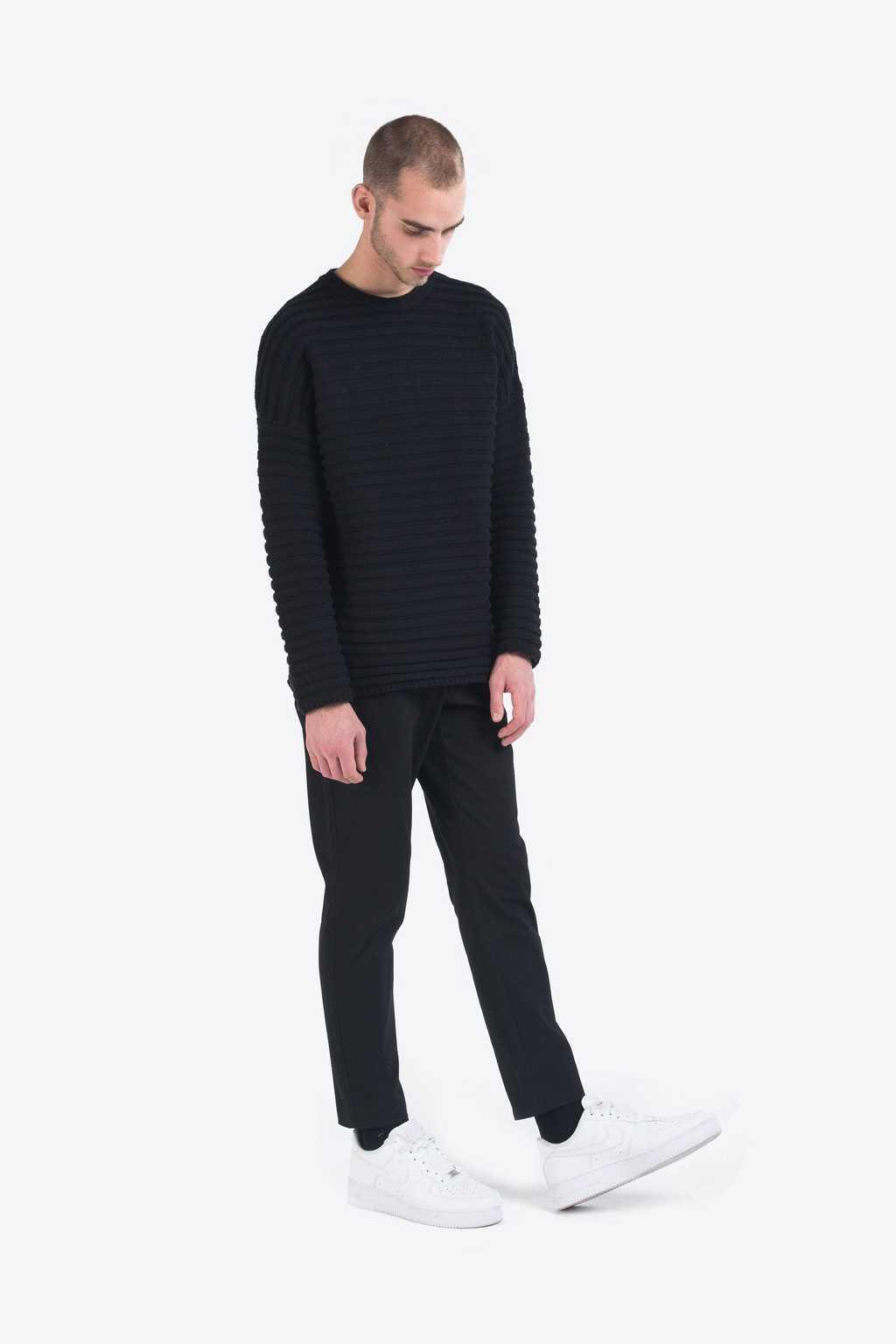 Sweater 7226 Black 6