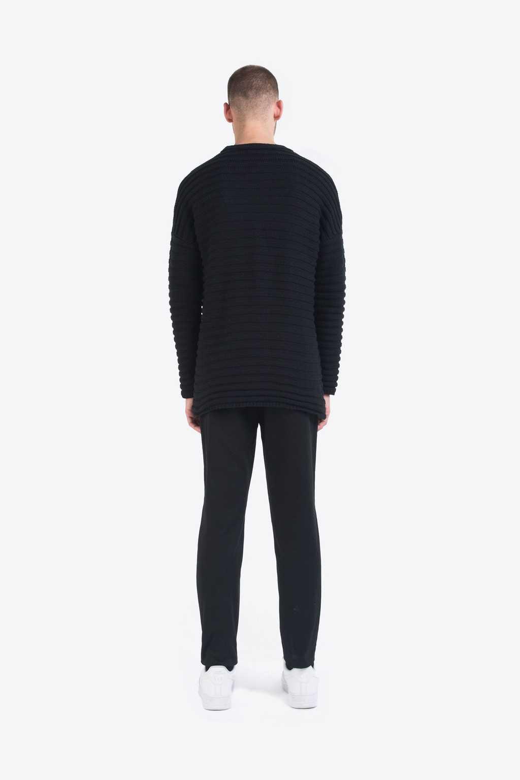 Sweater 7226 Black 8