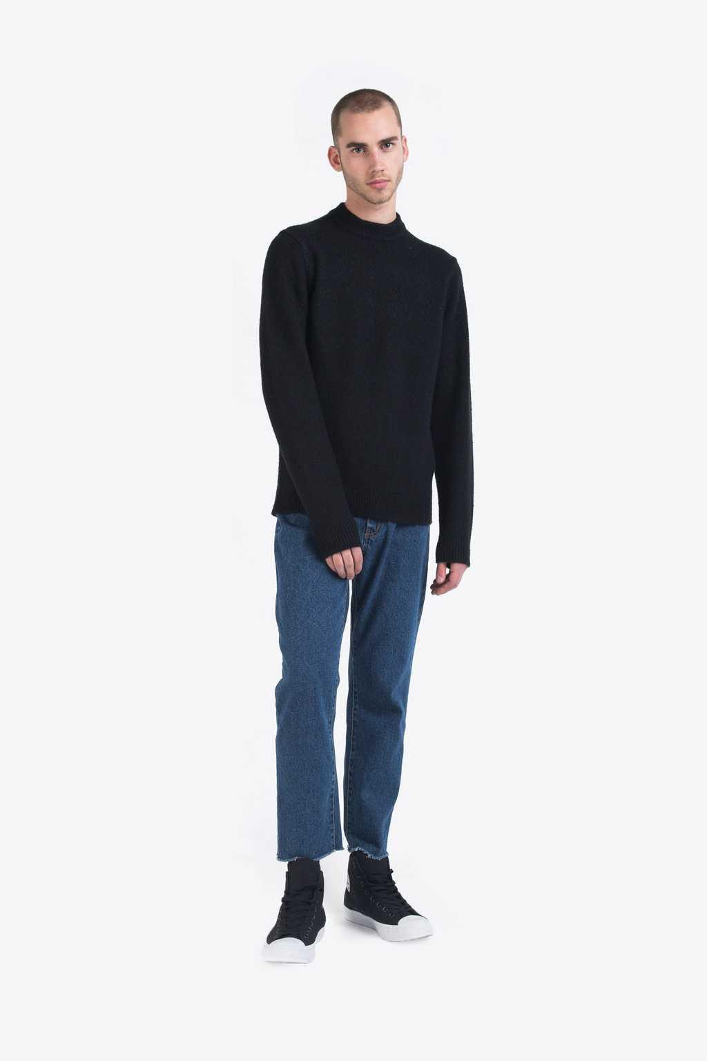 Sweater 7230 Black 5