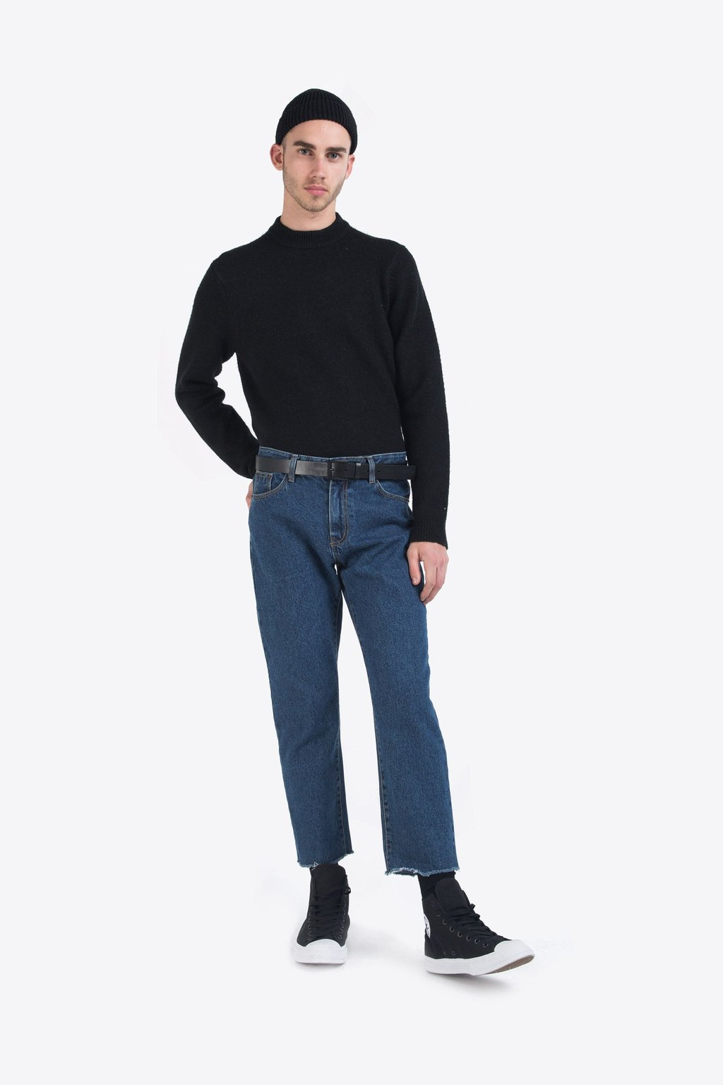 Sweater 7230 Black 6