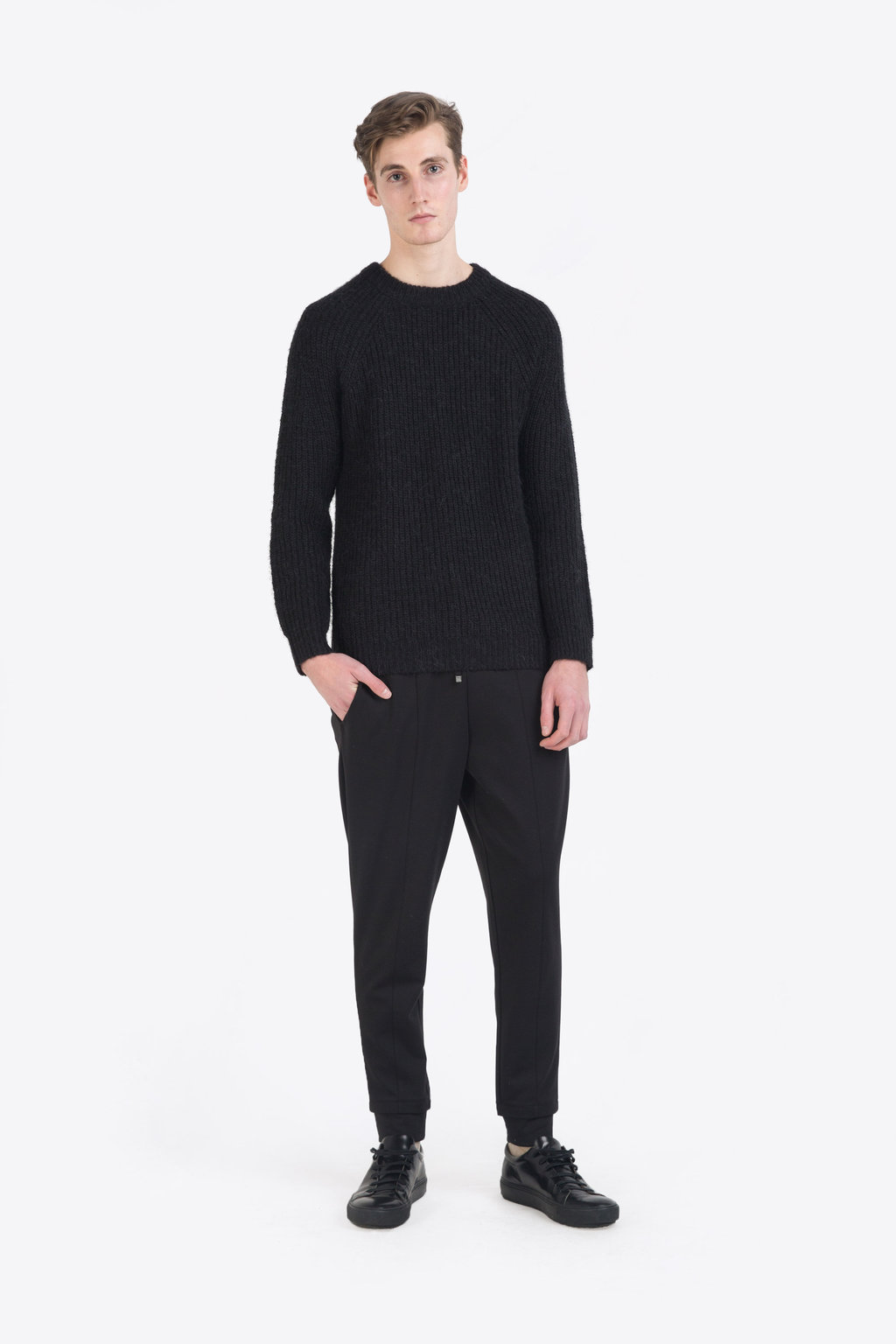 Sweater 7234 Black 1