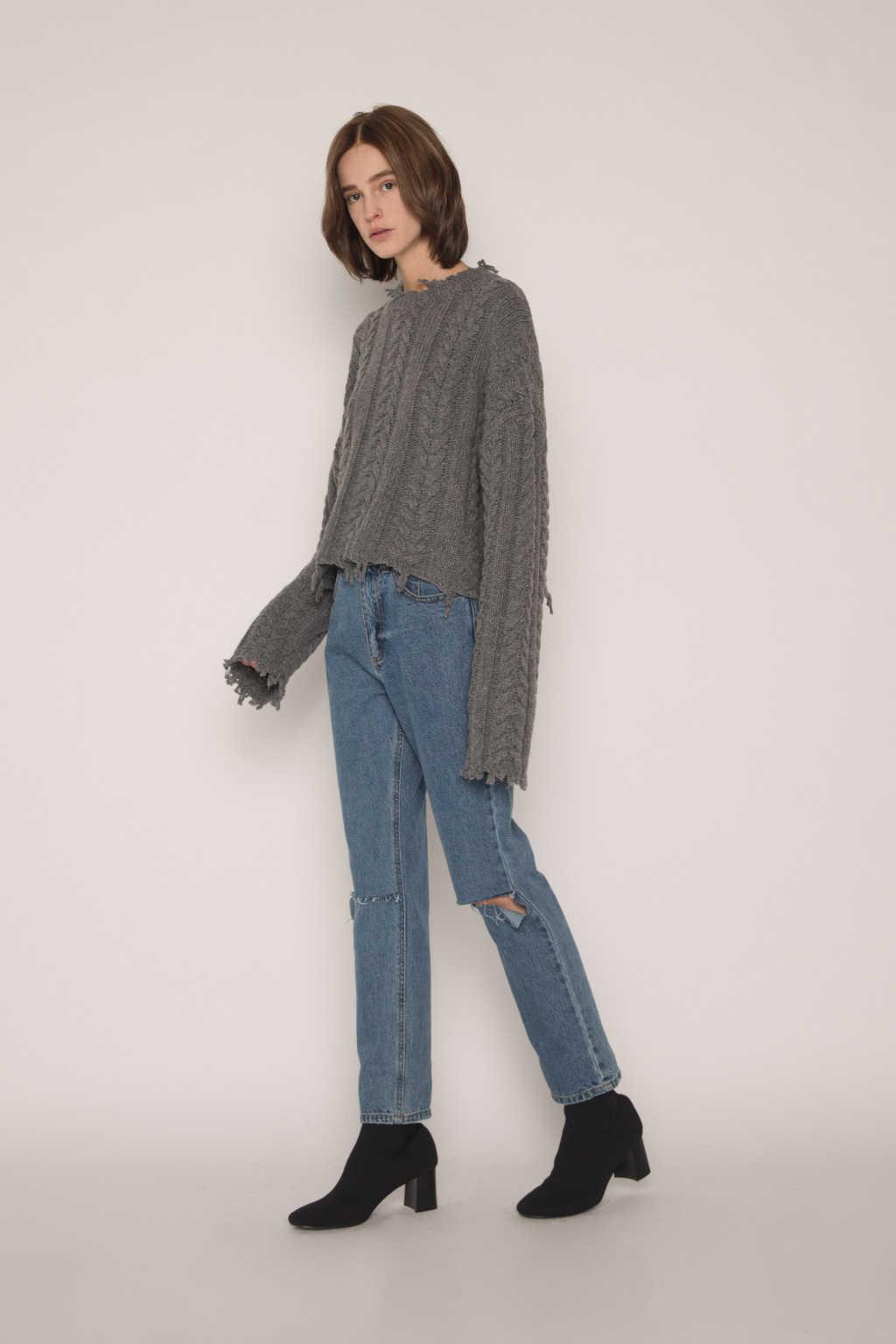 Sweater G61 Gray 3