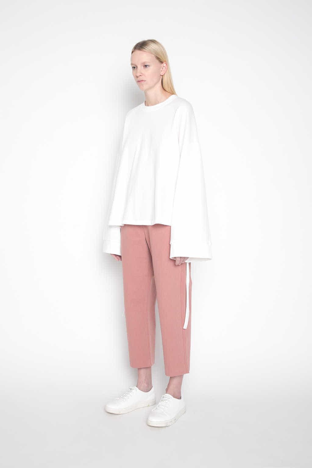 Sweater H010 Cream 1