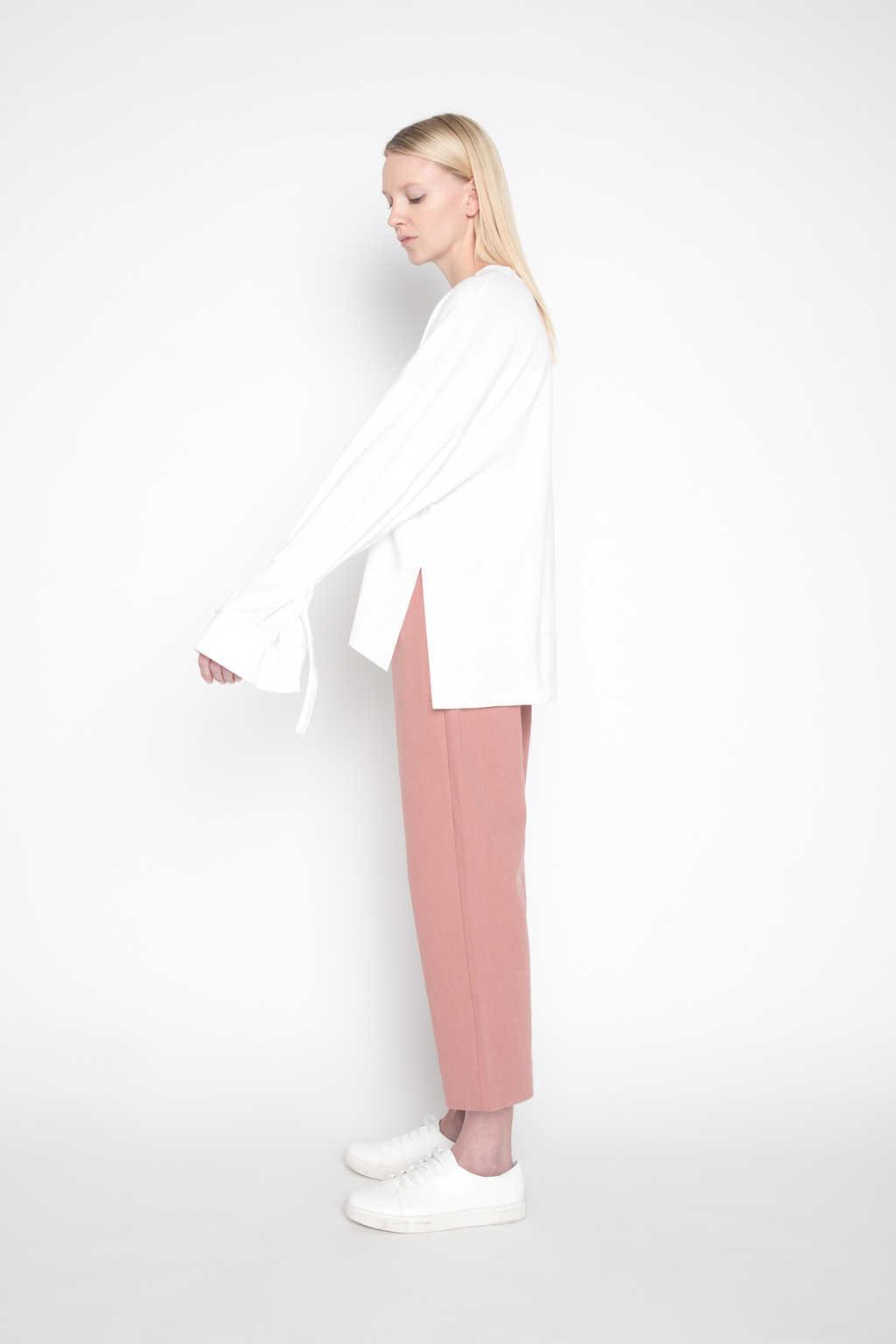 Sweater H010 Cream 2