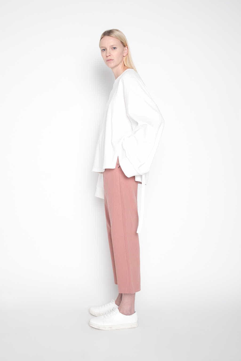 Sweater H010 Cream 3