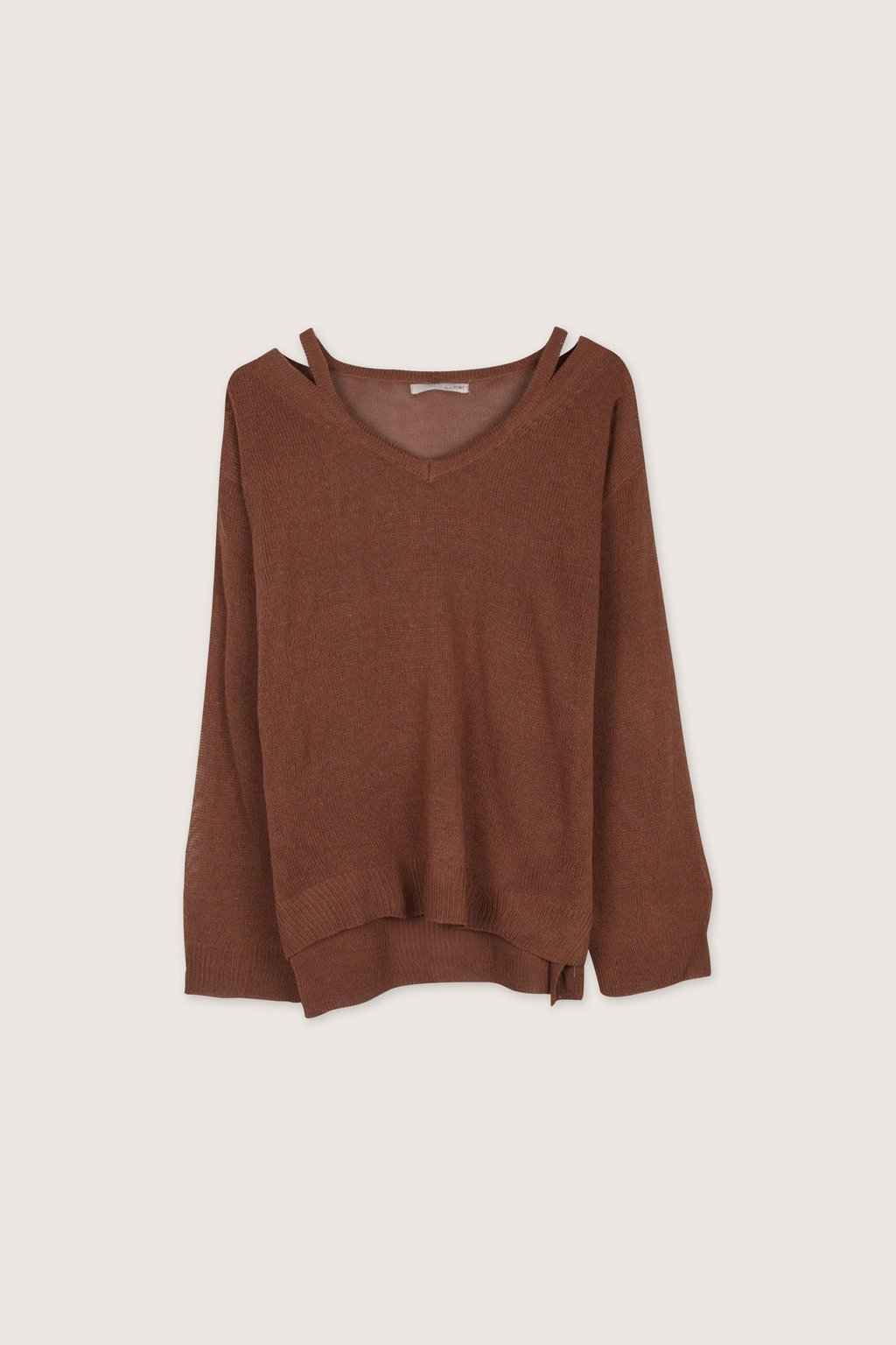 Sweater H012 Brown 5