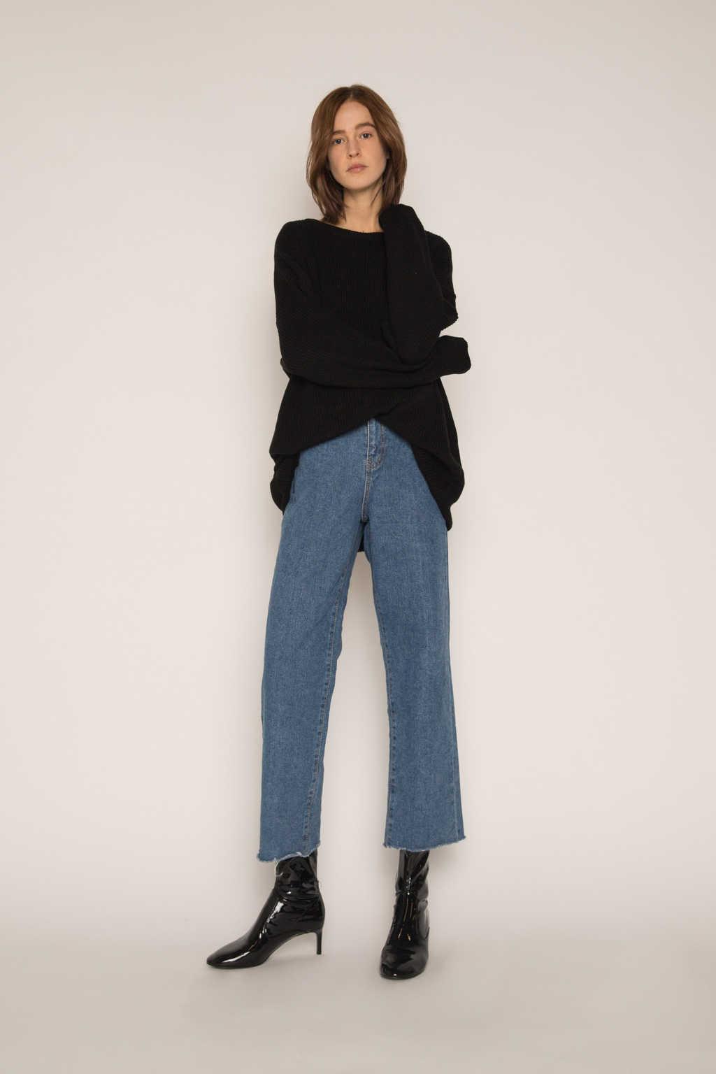 Sweater H034 Black 2