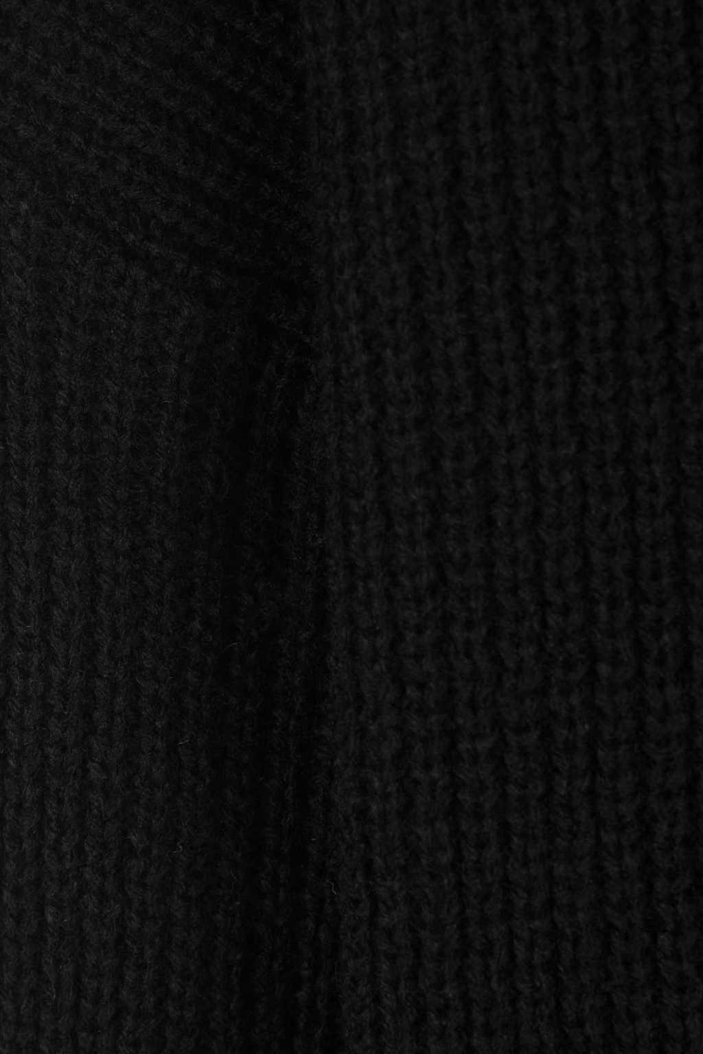 Sweater H034 Black 6