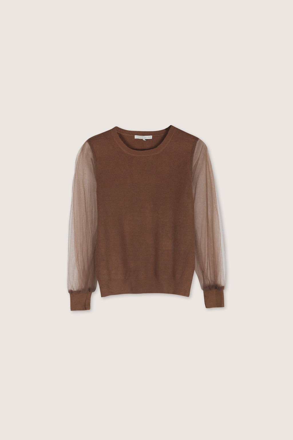 Sweater H036 Brown 5