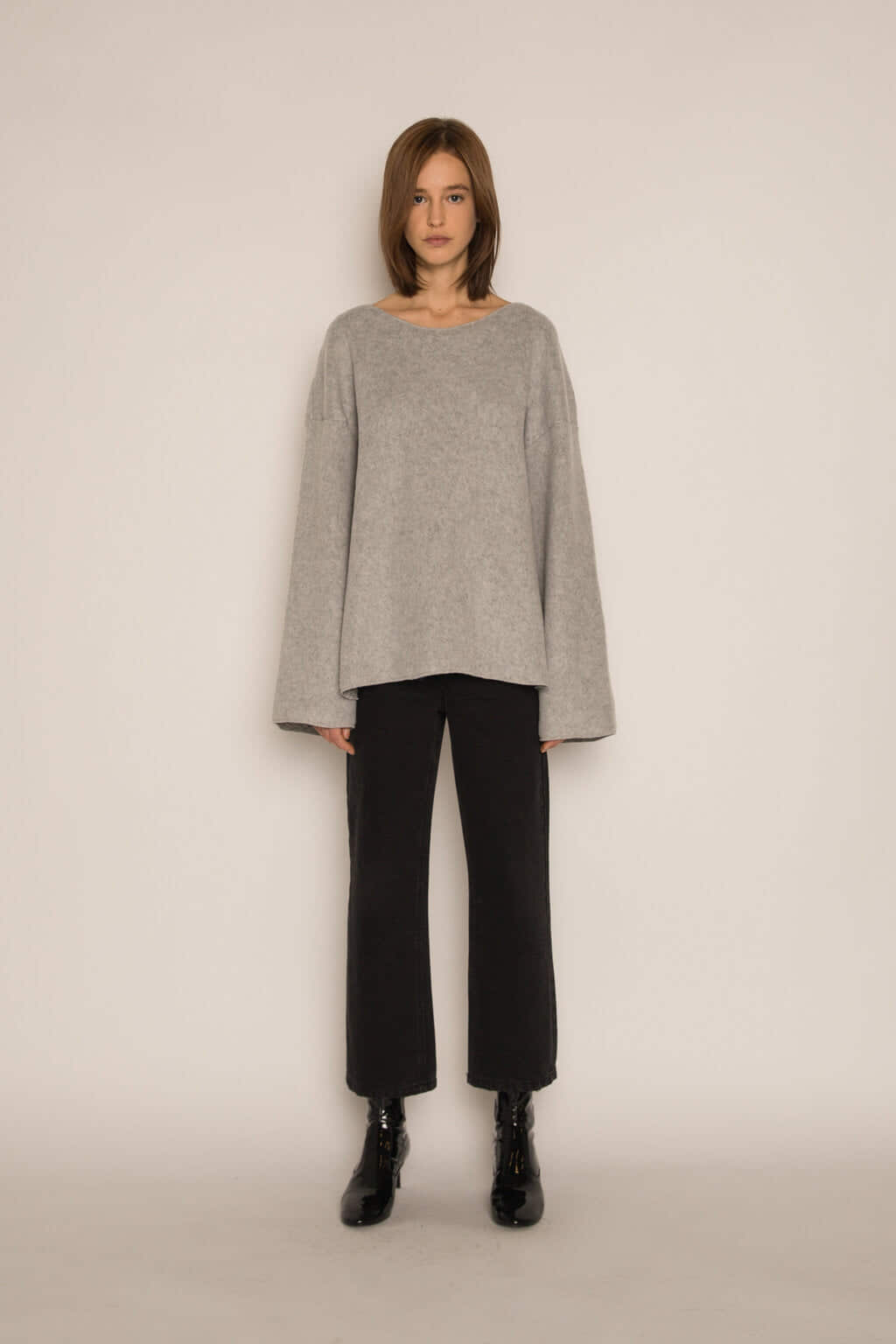 Sweater H046 Gray 1