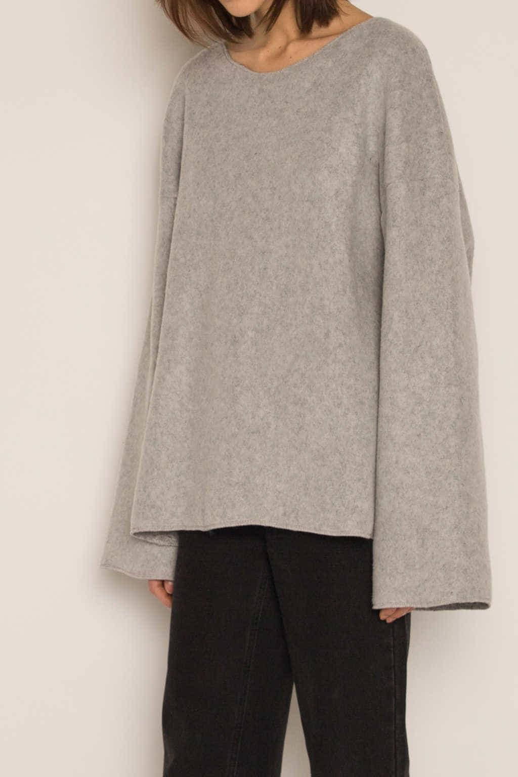 Sweater H046 Gray 2