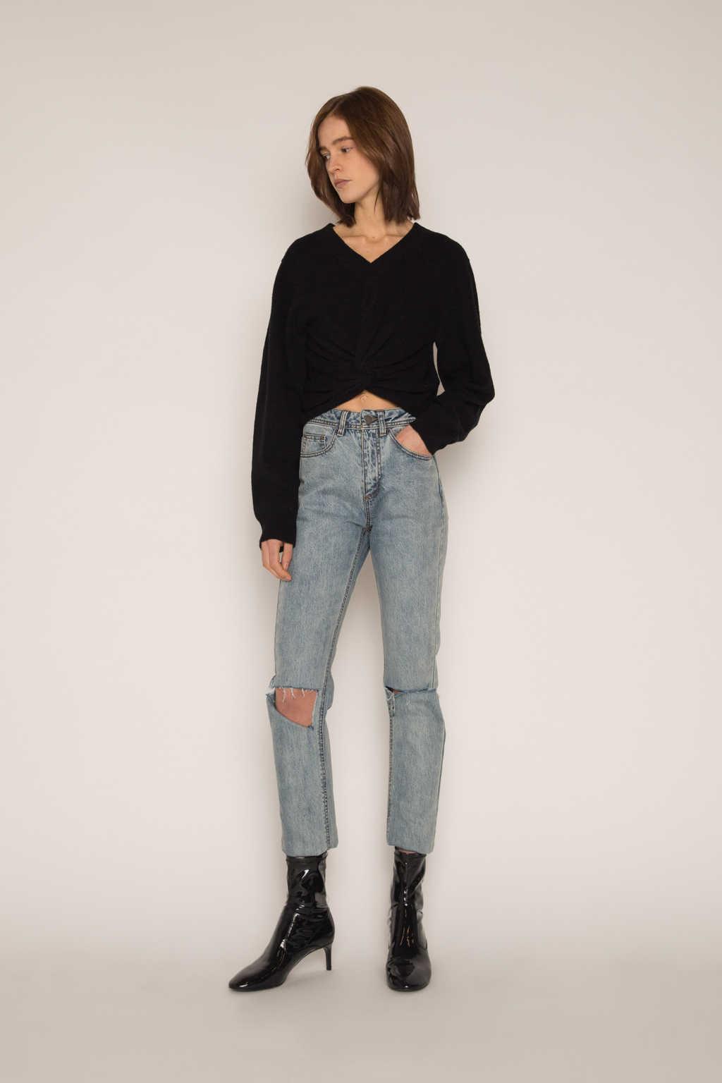 Sweater H051 Black 2