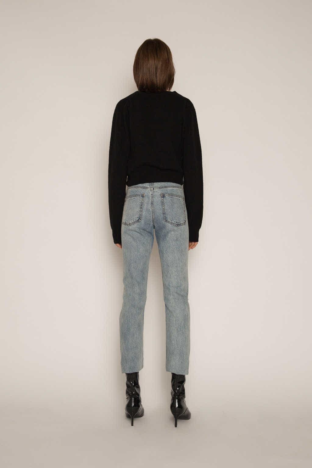 Sweater H051 Black 4