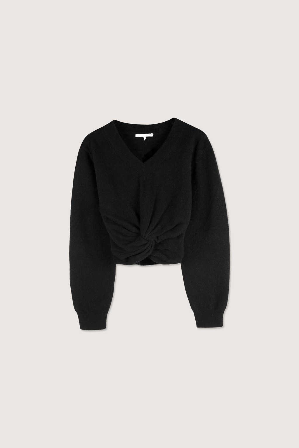Sweater H051 Black 5