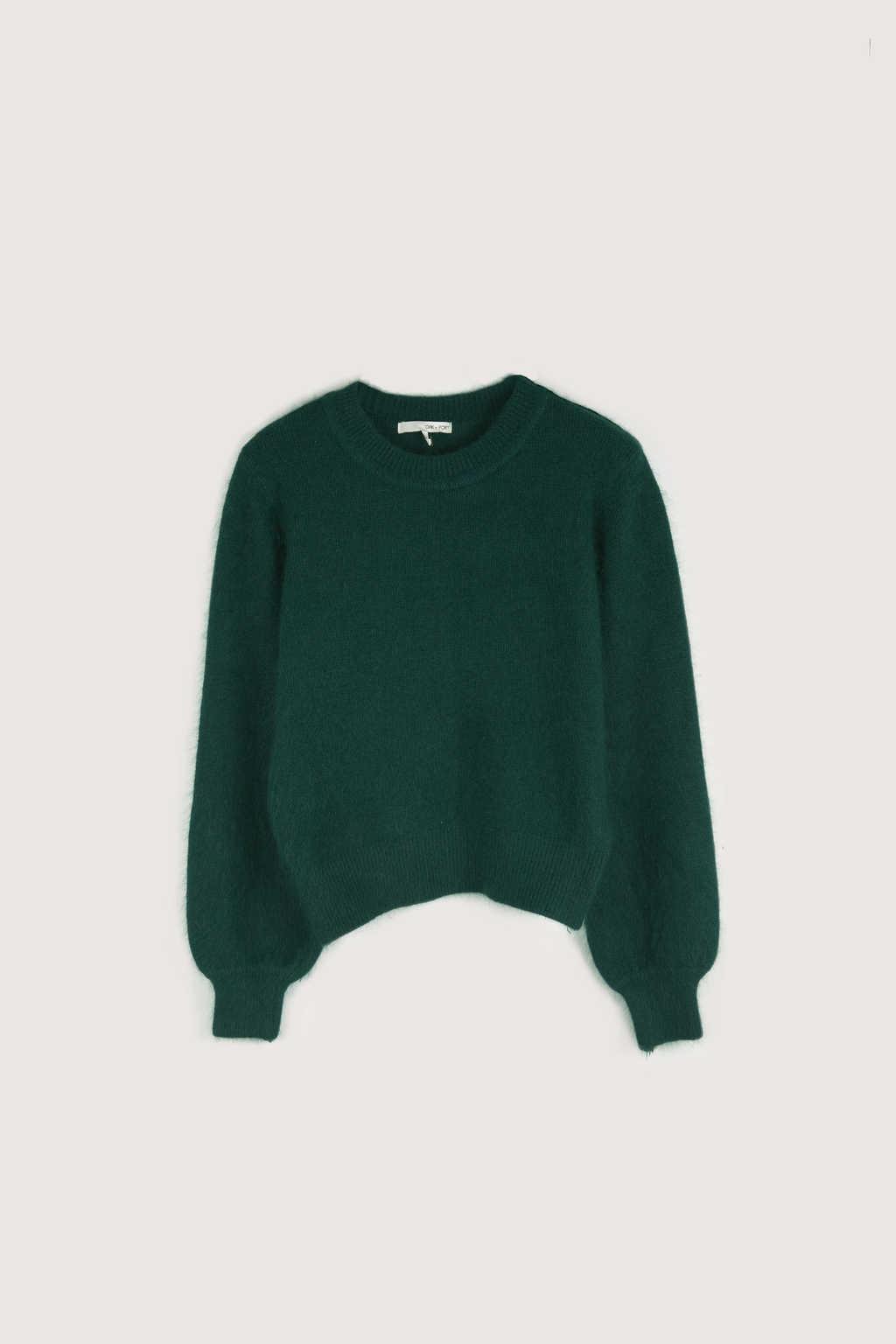 Sweater H053 Dark Green 10