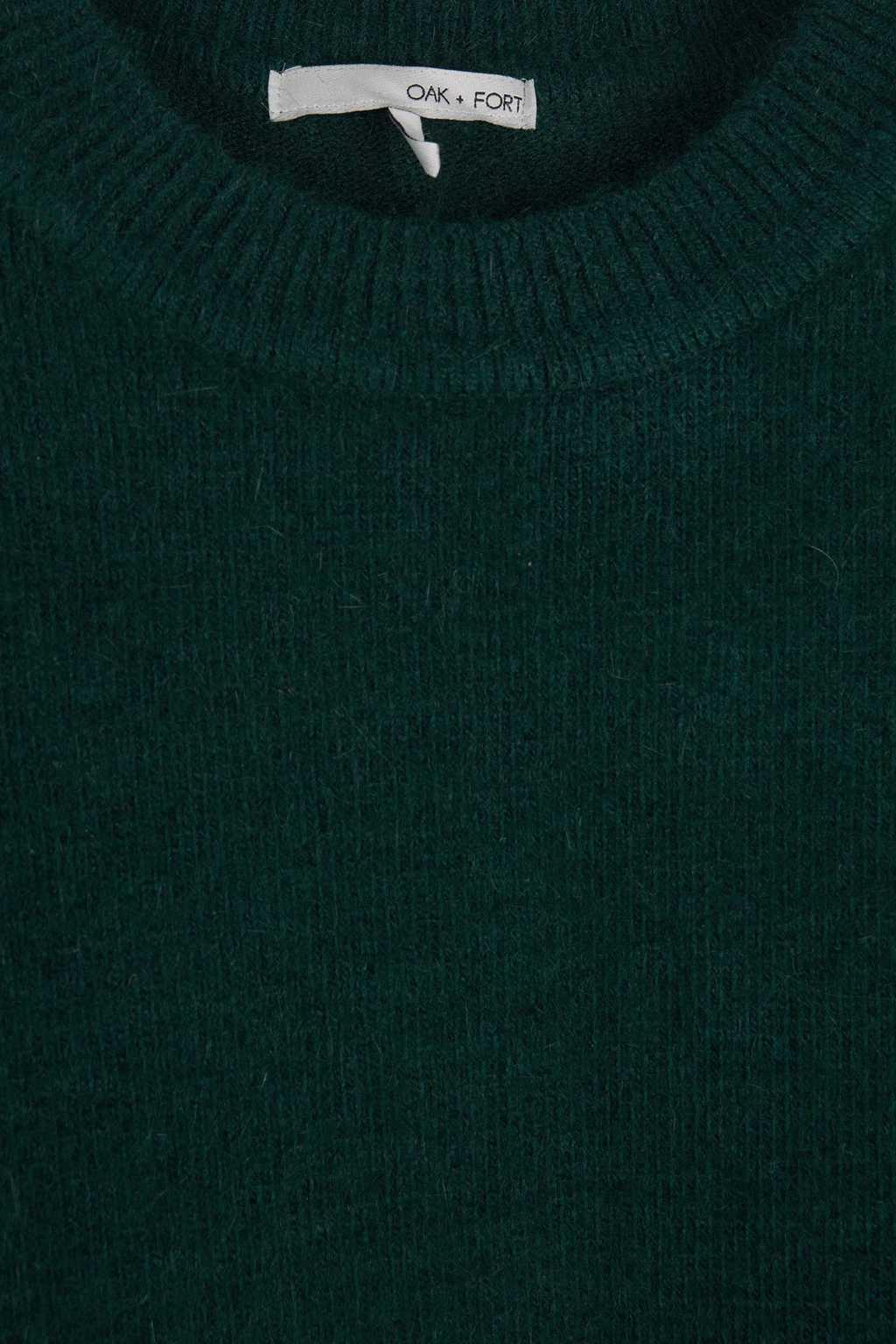 Sweater H053 Dark Green 11