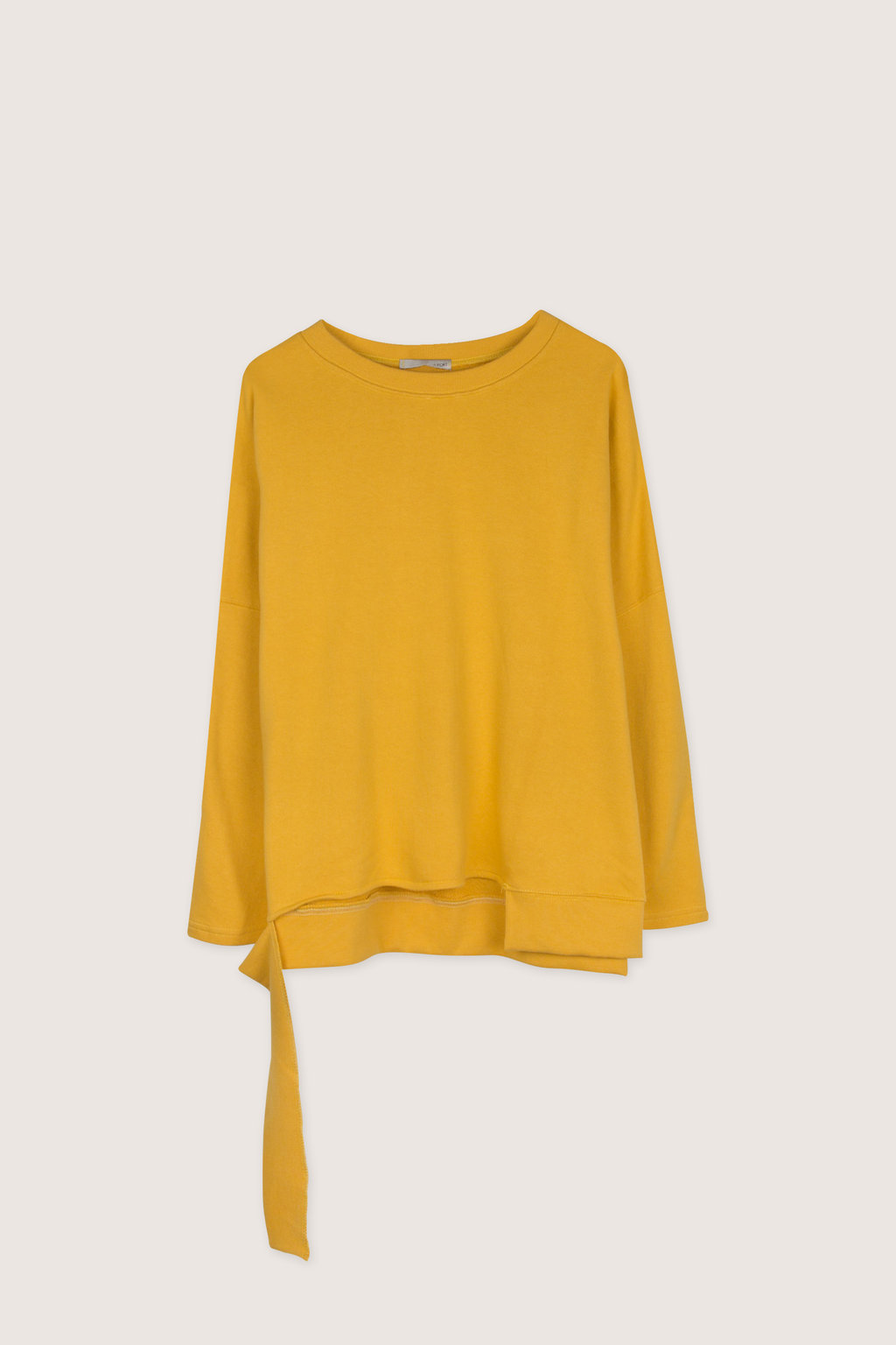 Sweater H054 Mustard 5
