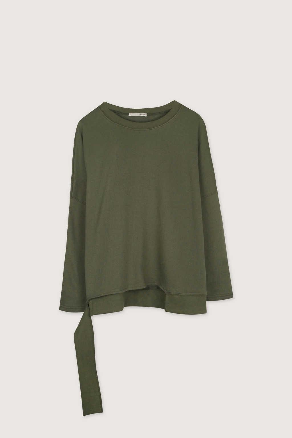 Sweater H054 Olive 9