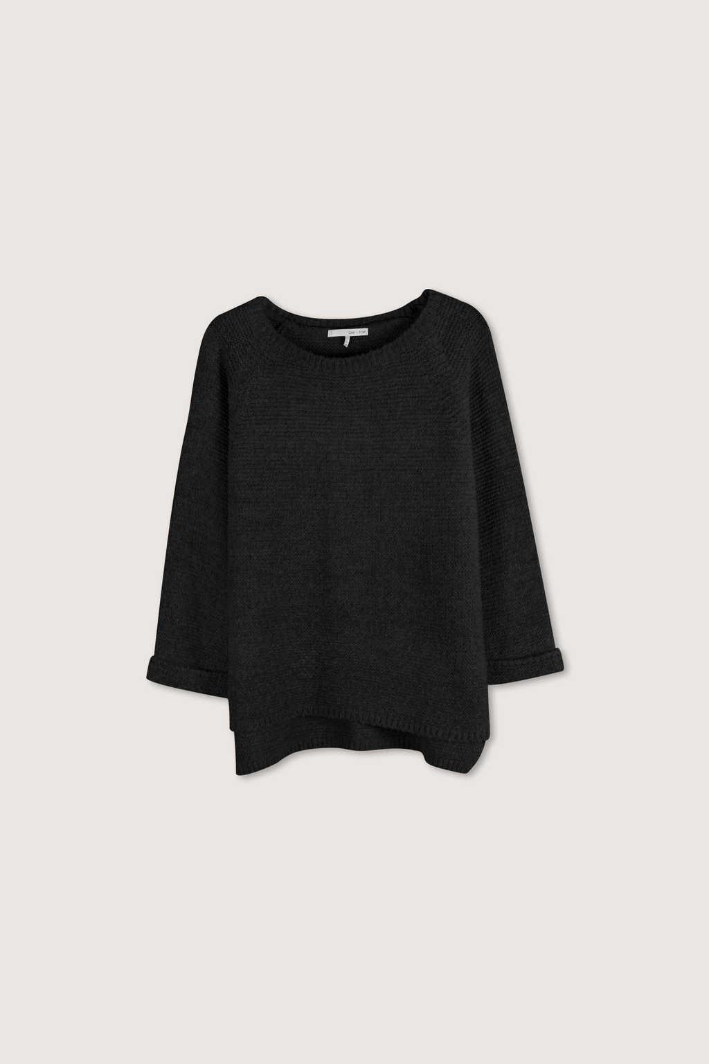 Sweater H055 Black 9