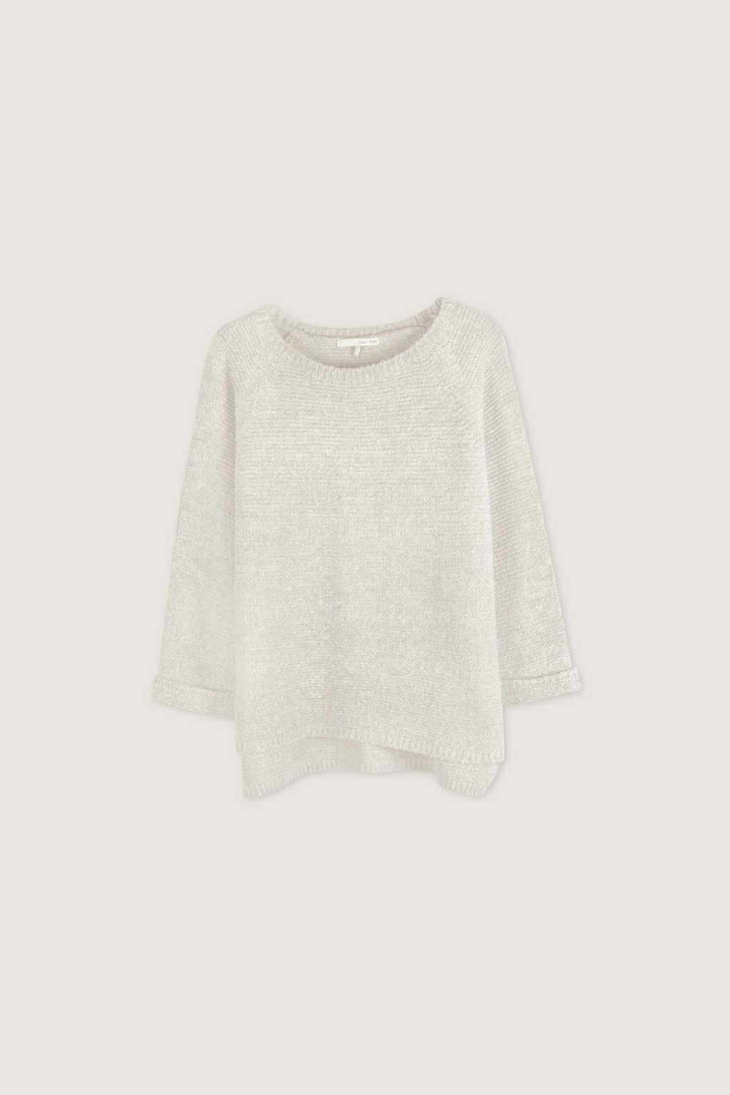 Sweater H055 Cream 7