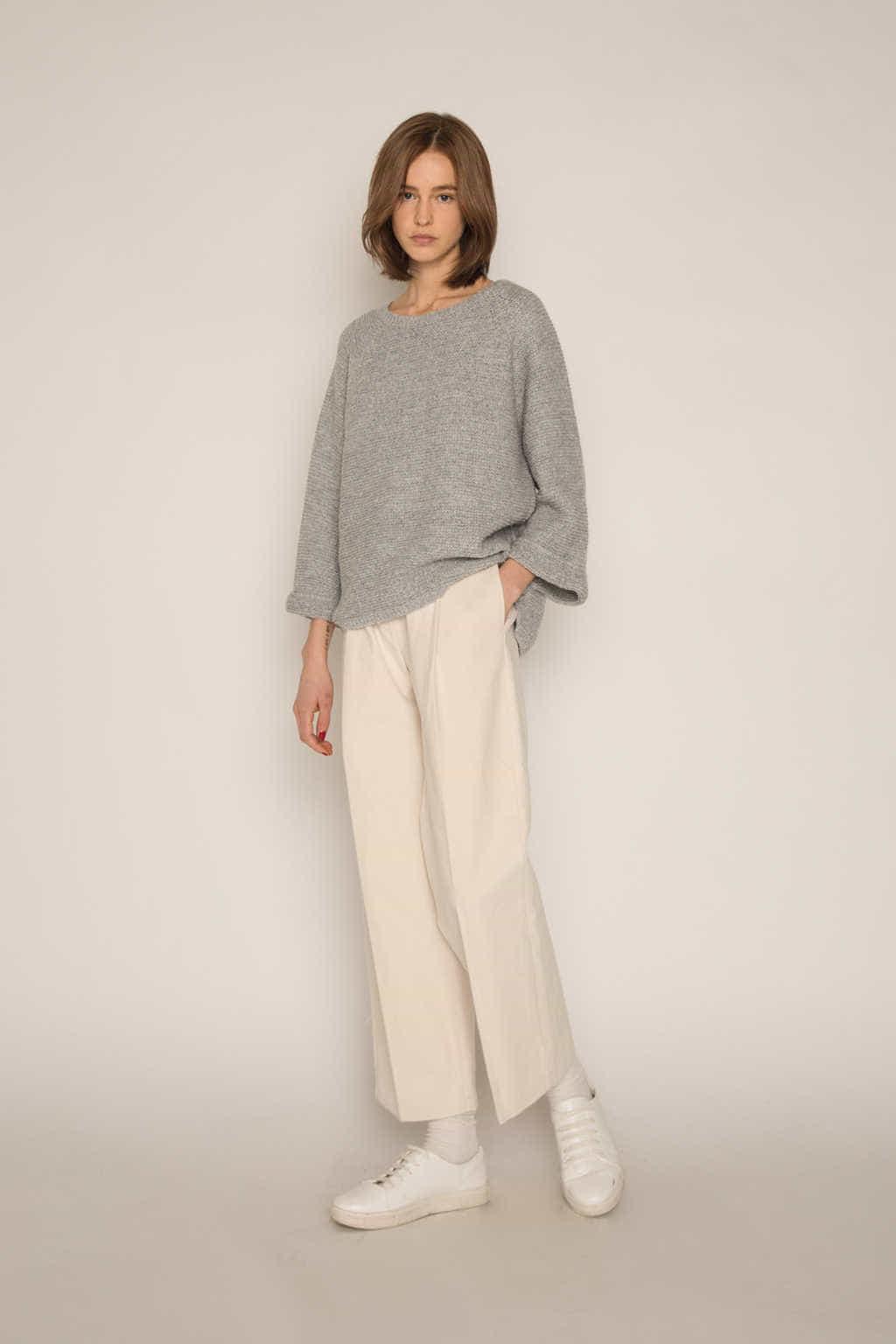 Sweater H055 Gray 1