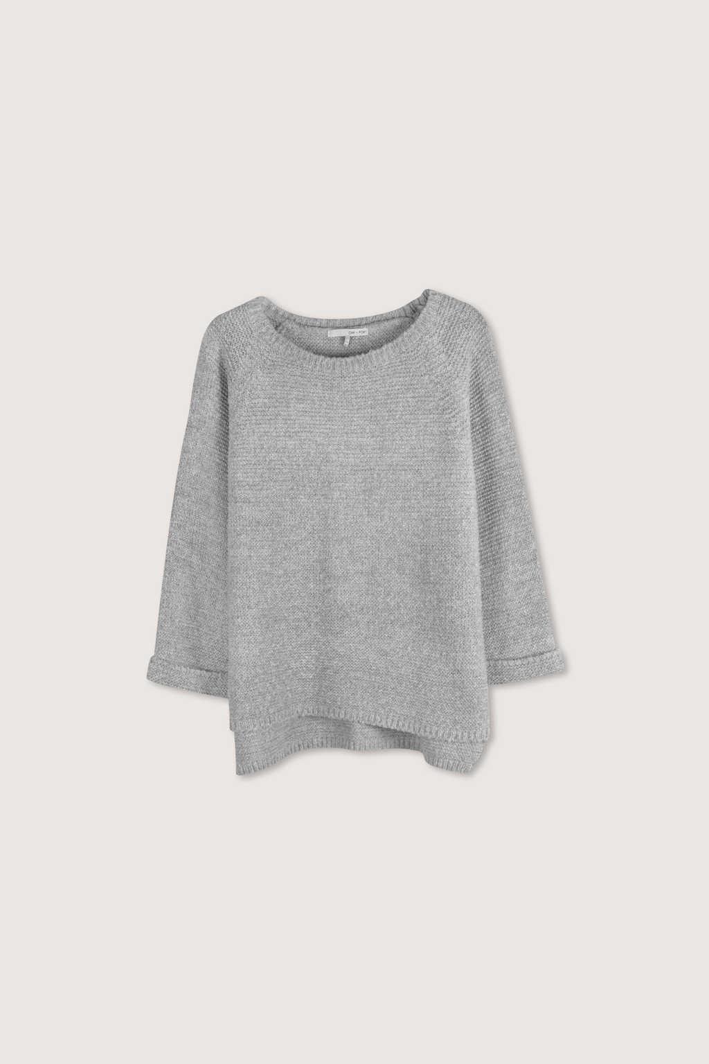 Sweater H055 Gray 5