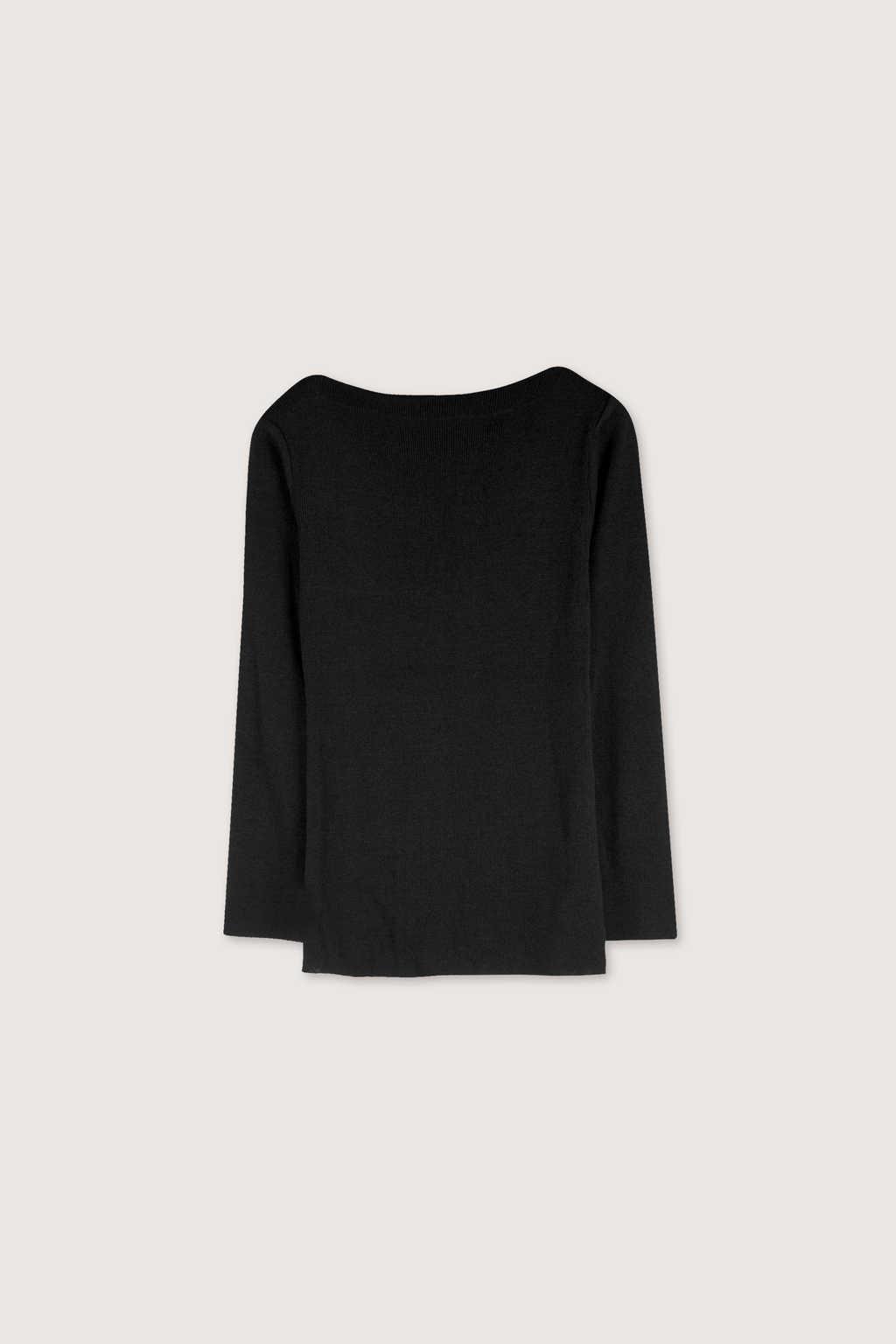Sweater H059 Black 7