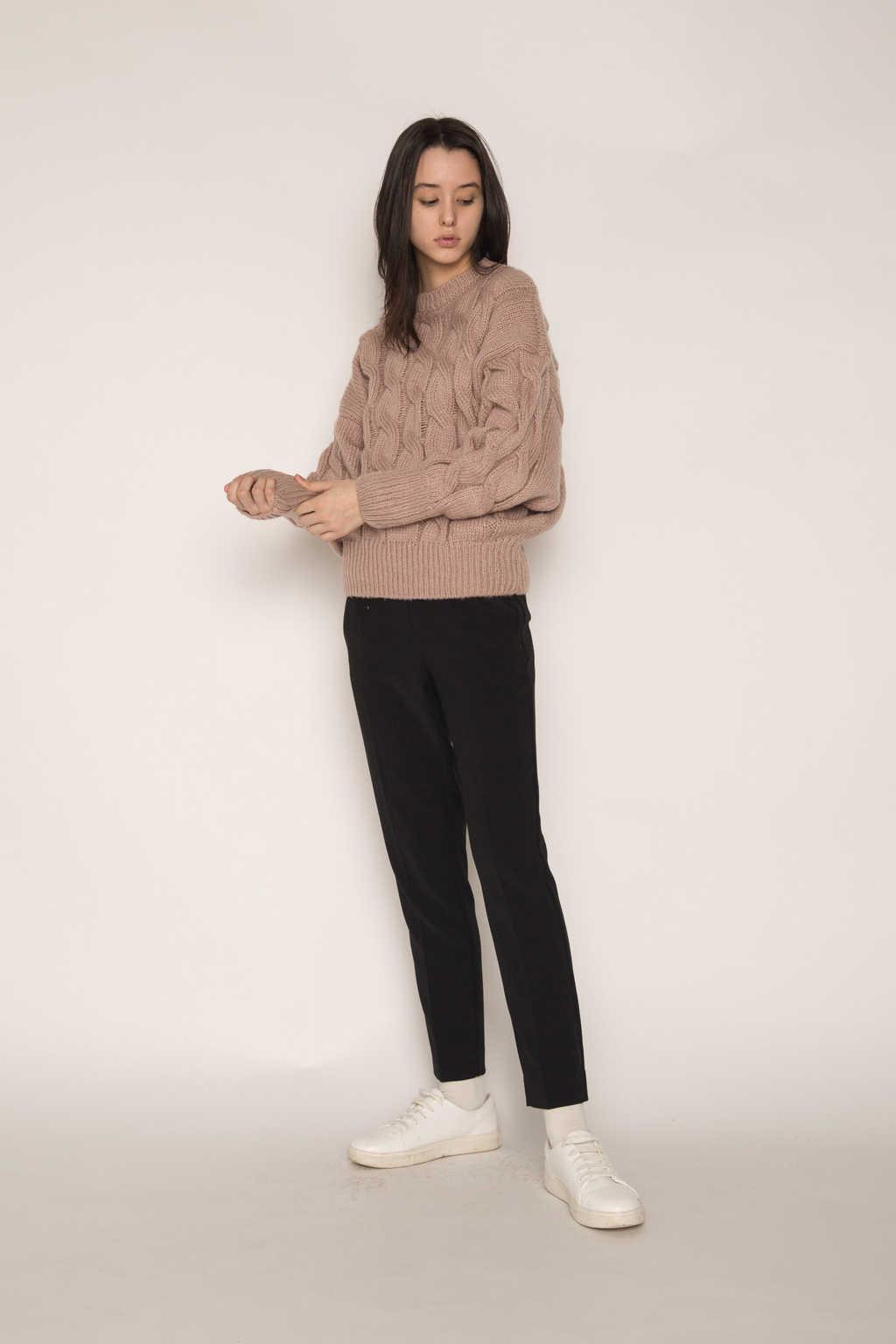 Sweater H071 Pink 1