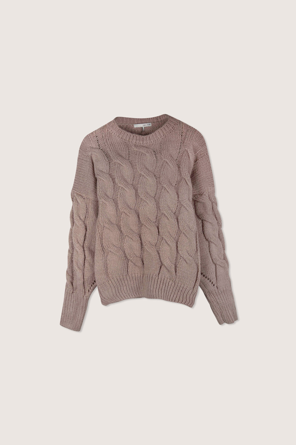 Sweater H071 Pink 5