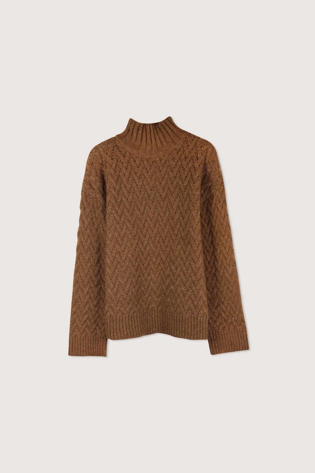 Sweater H072 Brown 7