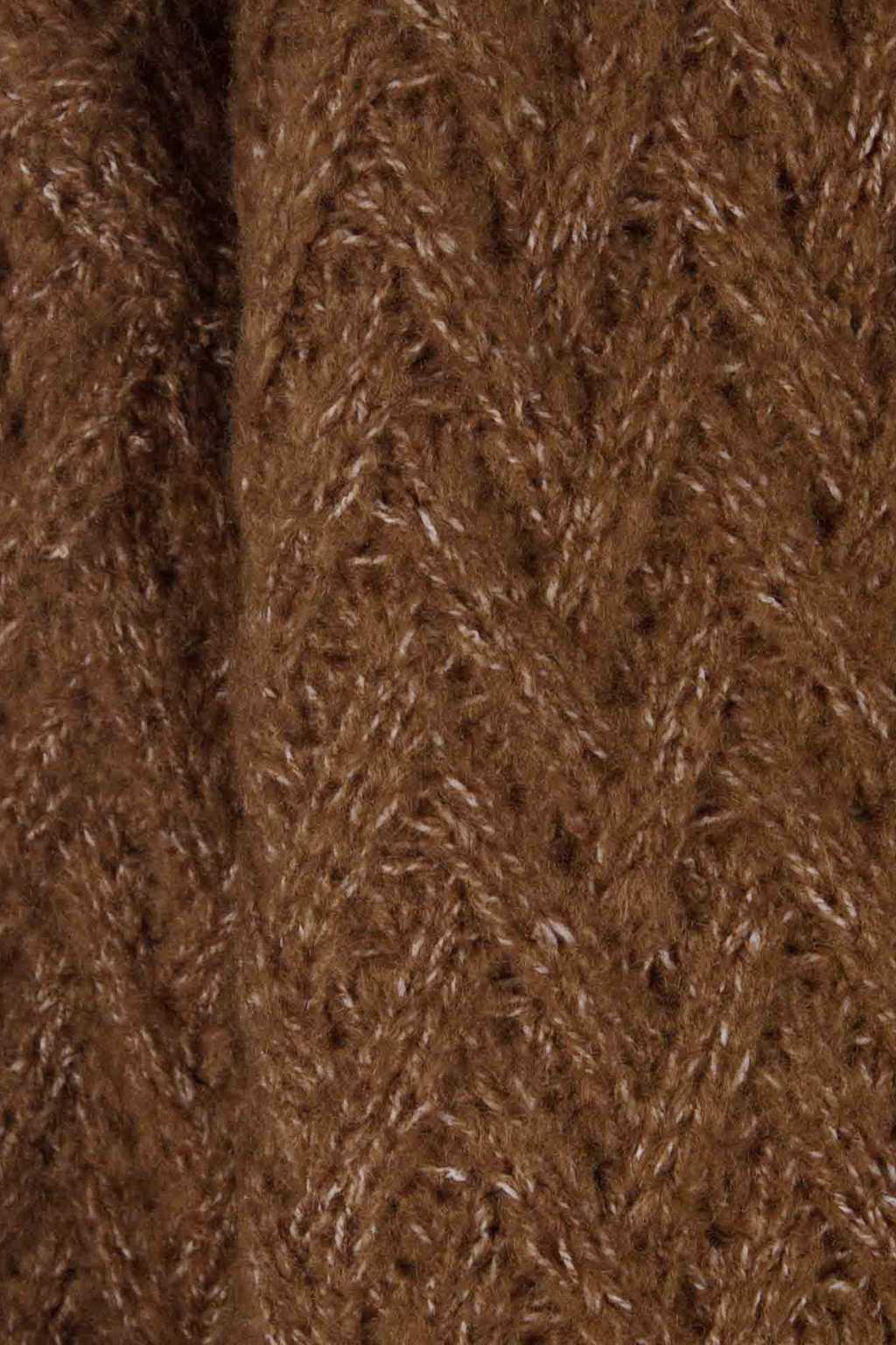 Sweater H072 Brown 8